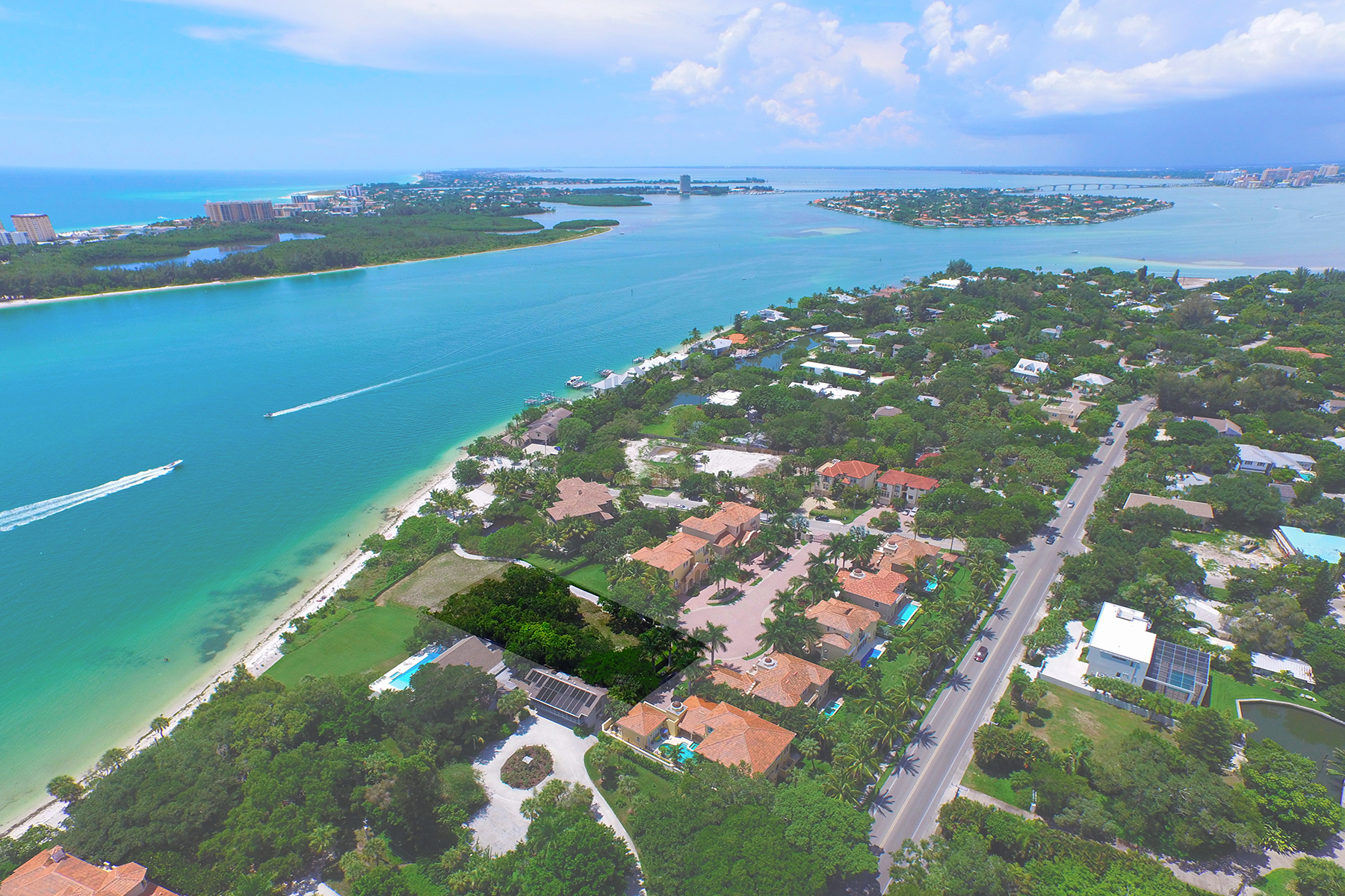 Land for Sale at SOLYMAR 3928 Solymar Dr - Sarasota, Florida, 34242 United States
