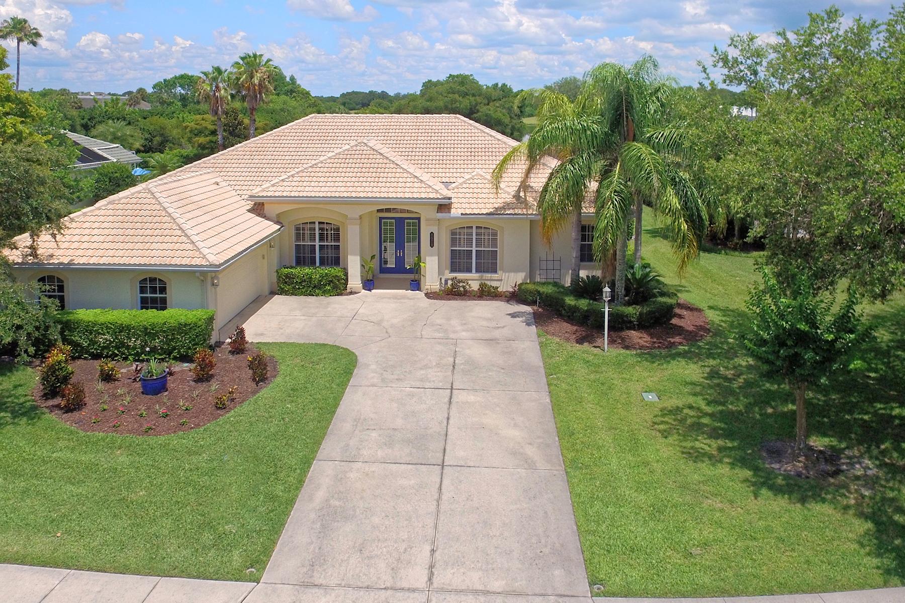 Single Family Home for Sale at MISTY CREEK 8978 Misty Creek Dr Sarasota, Florida, 34241 United States