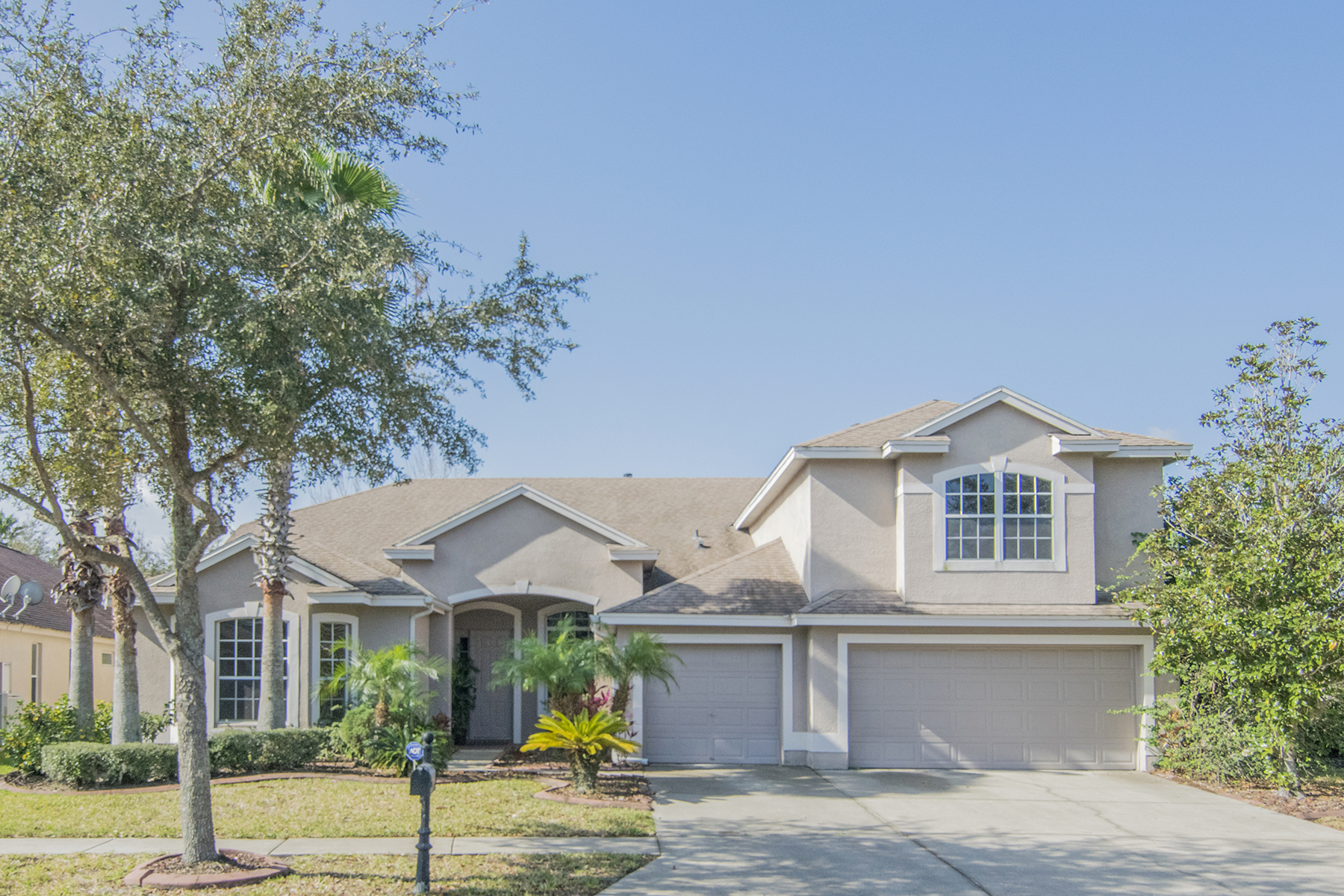 Single Family Home for Sale at TAMPA 19116 Nature Palm Ln, Tampa, Florida 33647 United States