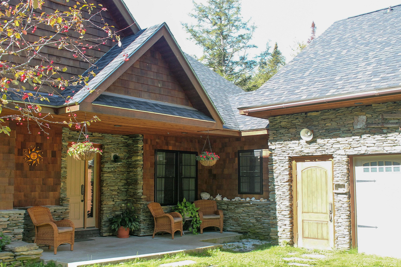 Maison unifamiliale pour l Vente à 2031 Union Brook Road, Northfield 2031 Union Brook Rd Northfield, Vermont 05663 États-Unis
