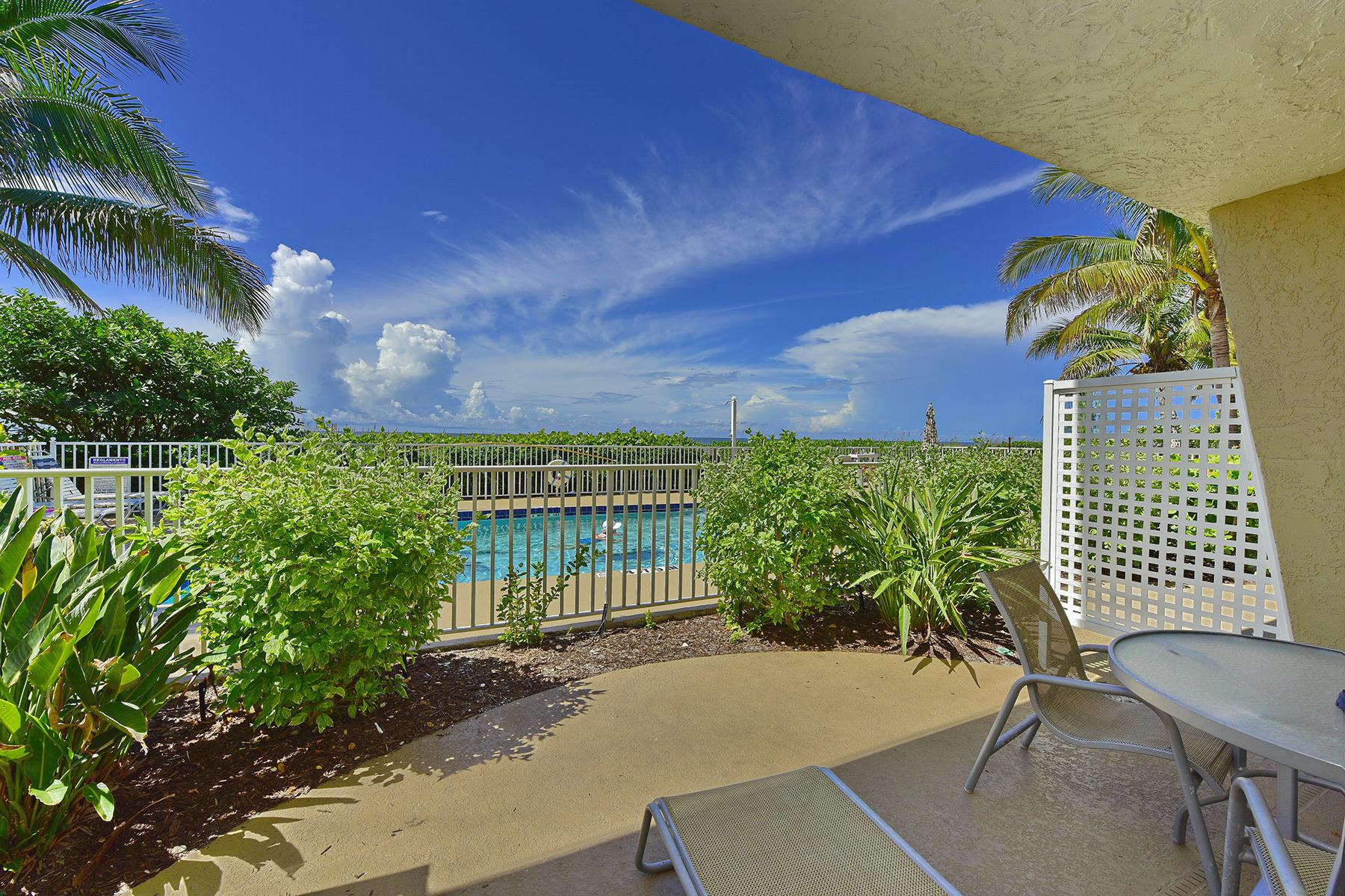 Condominio por un Venta en LONGBOAT KEY 3465 Gulf Of Mexico Dr 102 Longboat Key, Florida, 34228 Estados Unidos