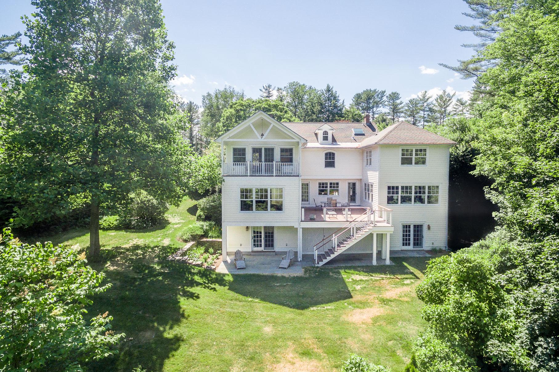 단독 가정 주택 용 매매 에 11 Downing Rd, Hanover Hanover, 뉴햄프셔, 03755 미국