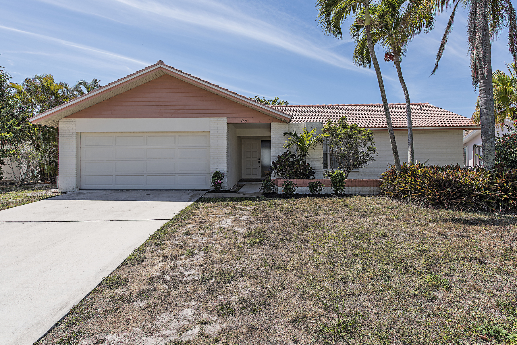 Single Family Home for Sale at MARCO ISLAND - CARIBBEAN COURT 789 Caribbean Ct Marco Island, Florida, 34145 United States