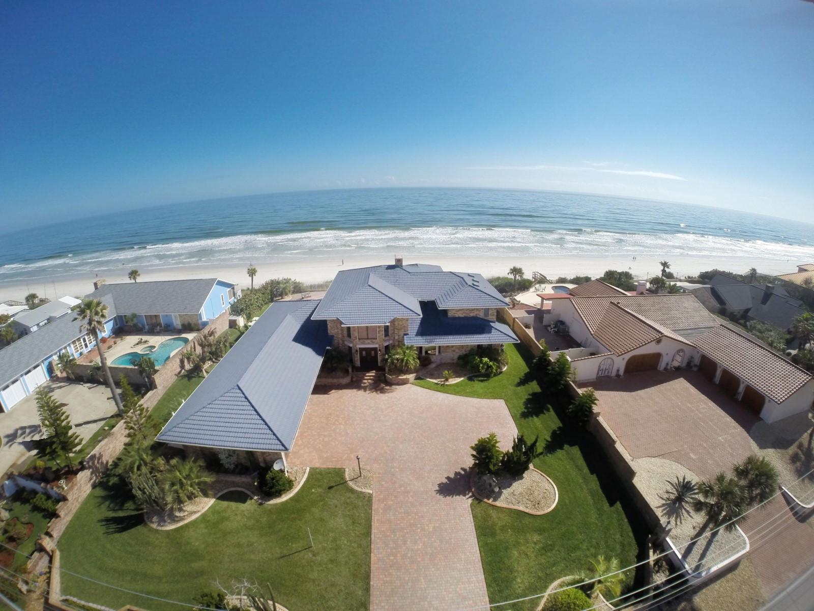 Villa per Vendita alle ore Daytona Beach, Florida 4299 South Atlantic Avenue Ponce Inlet, Florida 32127 Stati Uniti