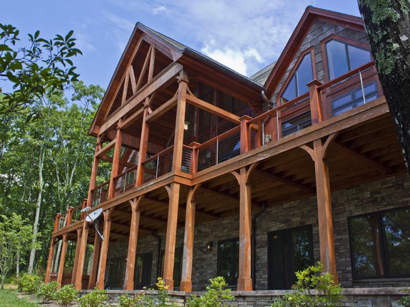 Moradia para Venda às The Martin Lodge West Jefferson, Carolina Do Norte 28640 Estados Unidos