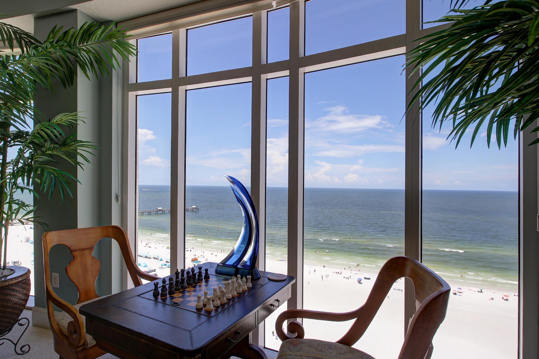 Condominium for Sale at MANDALAY BEACH CLUB 10 Papaya St 1501 Clearwater Beach, Florida 33767 United States