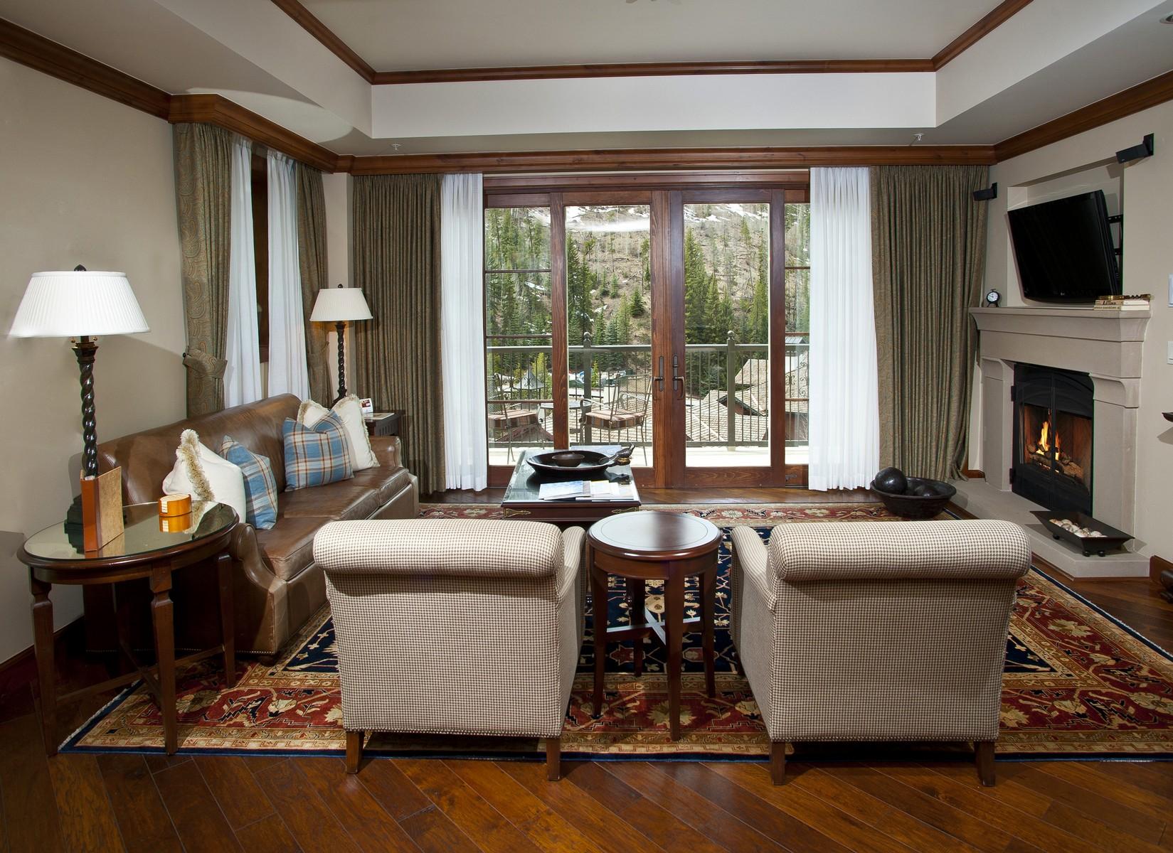 Propriedades individuais para Venda às The Ritz-Carlton Club, Vail 728 West Lionshead Cir #428-23 Vail, Colorado, 81657 Estados Unidos