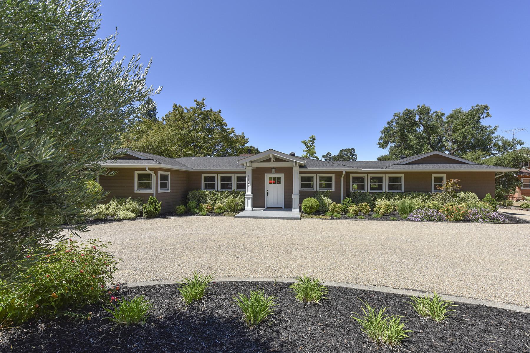 단독 가정 주택 용 매매 에 1527 Atlas Peak Rd, Napa, CA 94558 1527 Atlas Peak Rd Napa, 캘리포니아, 94558 미국