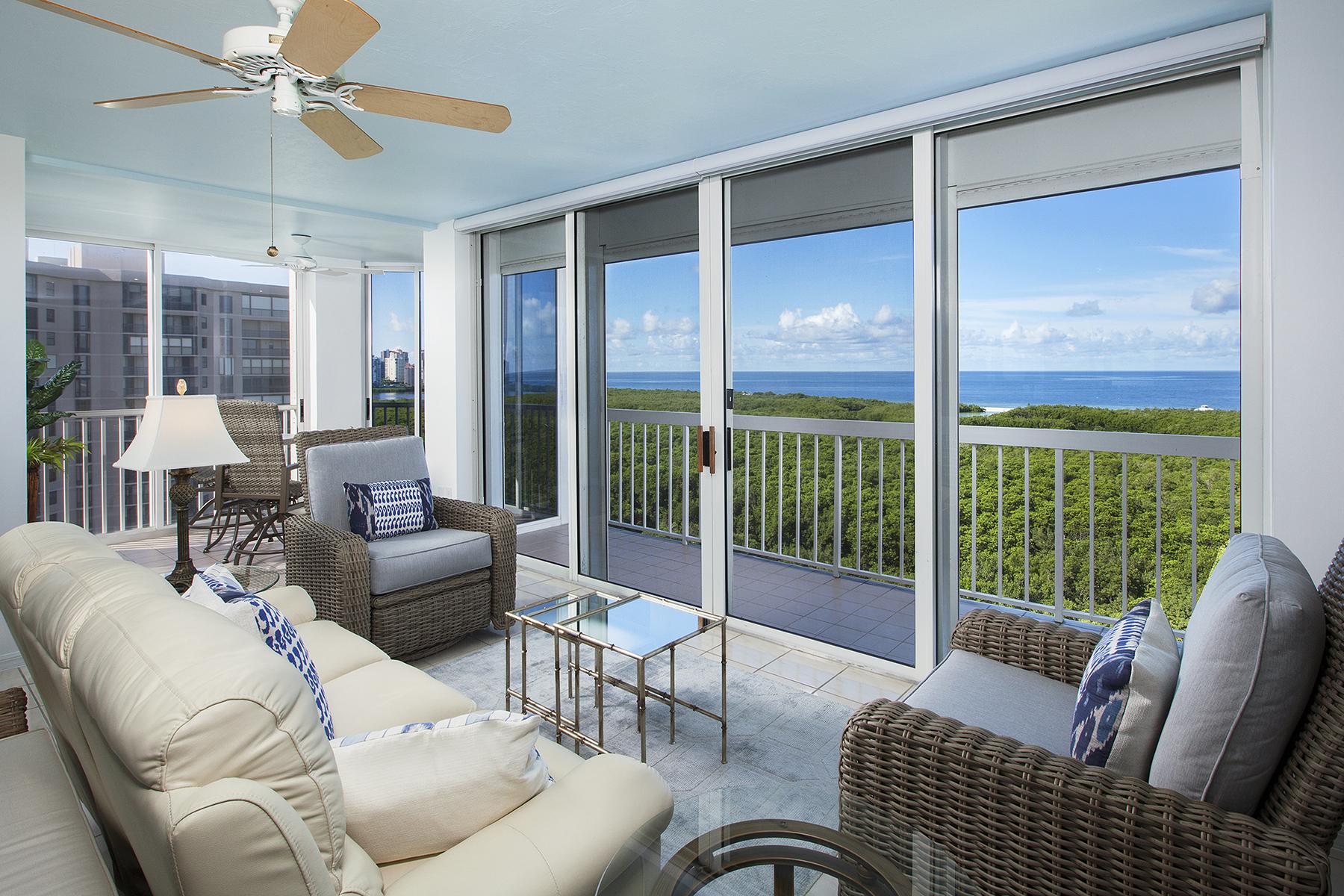 Condominium for Sale at PELICAN BAY - ST. MAARTEN 6101 Pelican Bay Blvd 1104 Naples, Florida, 34108 United States