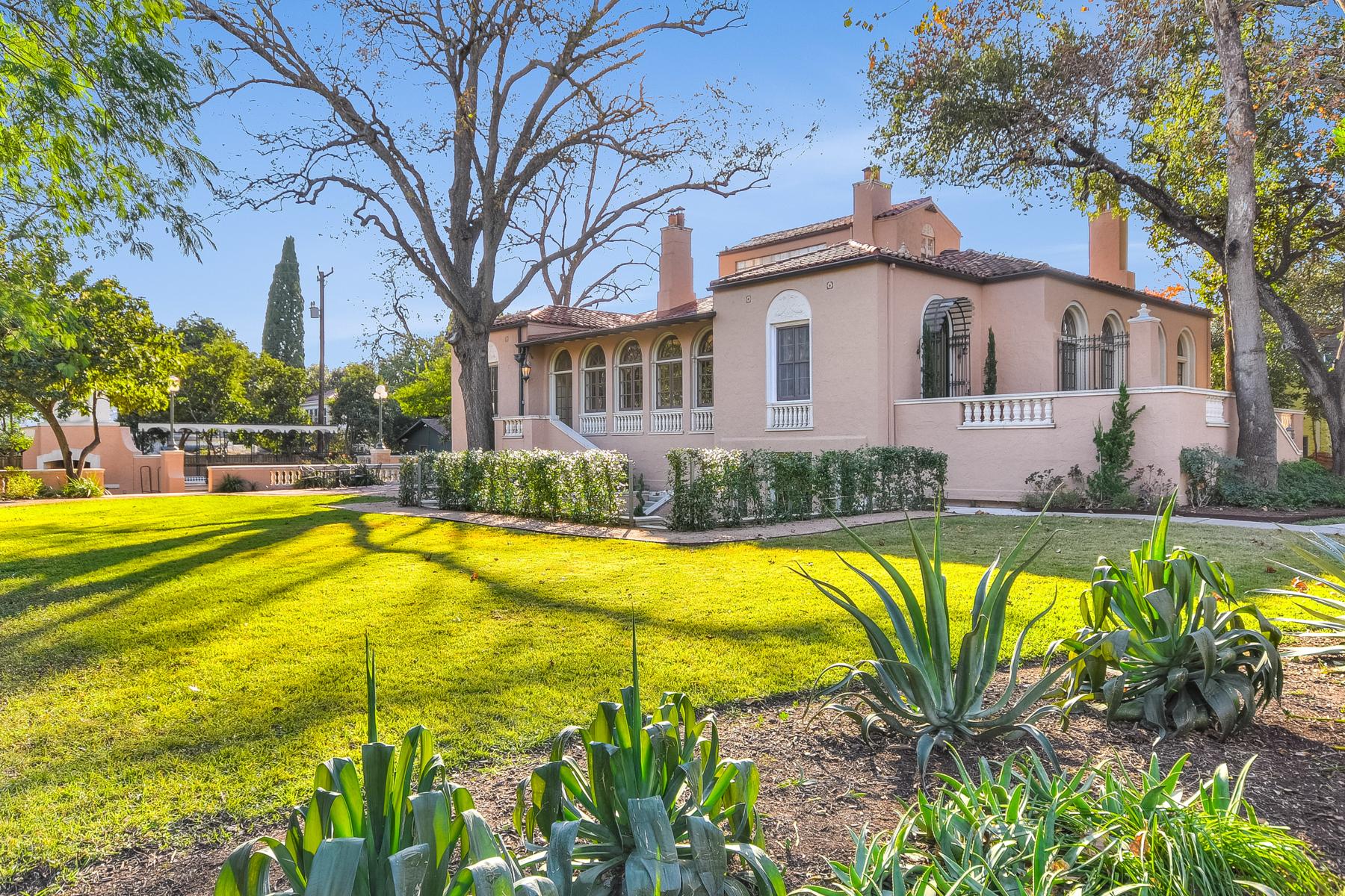 """Single Family Home for Sale at """"Villa Amore"""" in Monte Vista 112 E Lynwood Ave Monte Vista, San Antonio, Texas, 78212 United States"""