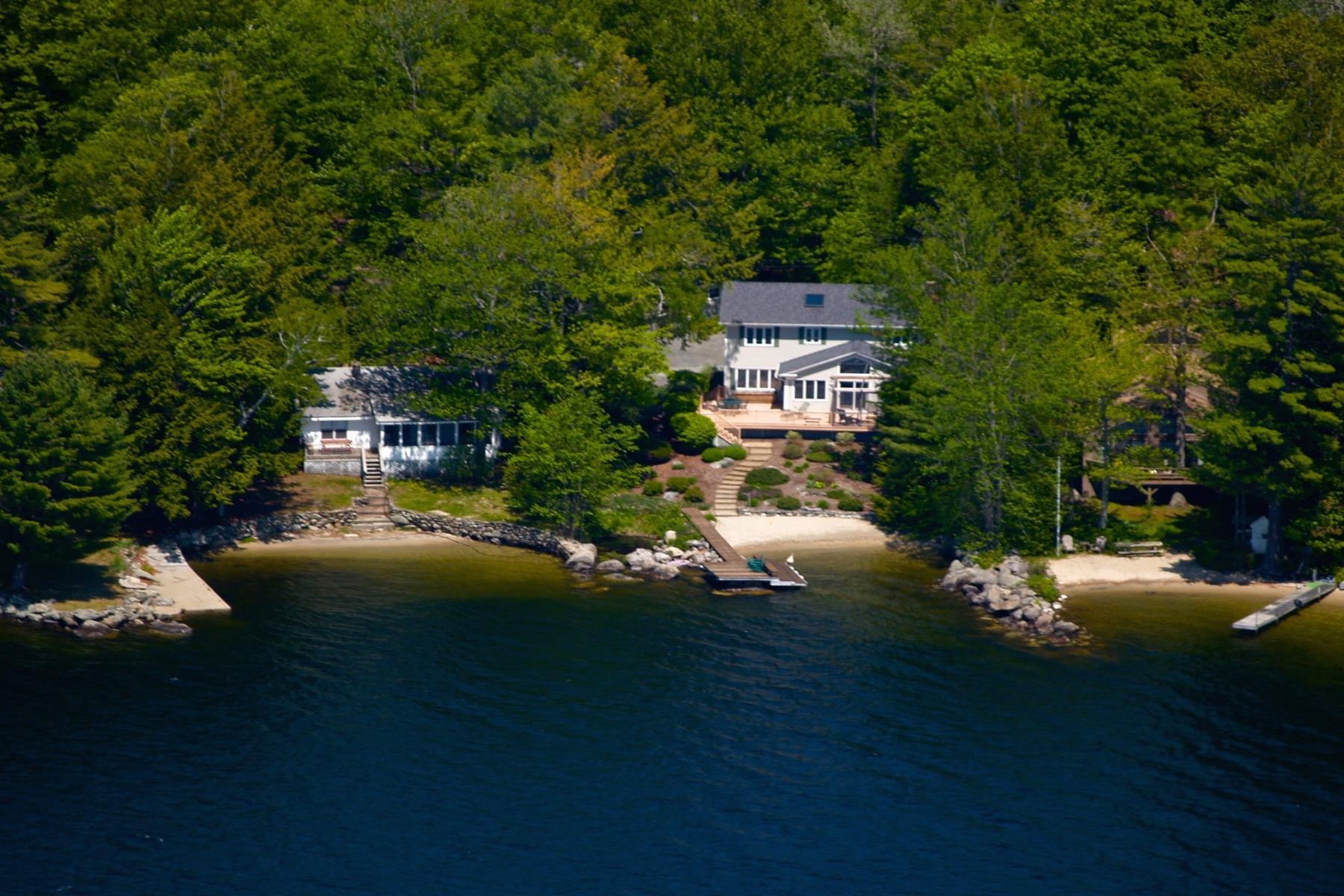 Maison unifamiliale pour l Vente à 1028 Lakeshore Drive, New London New London, New Hampshire 03257 États-Unis