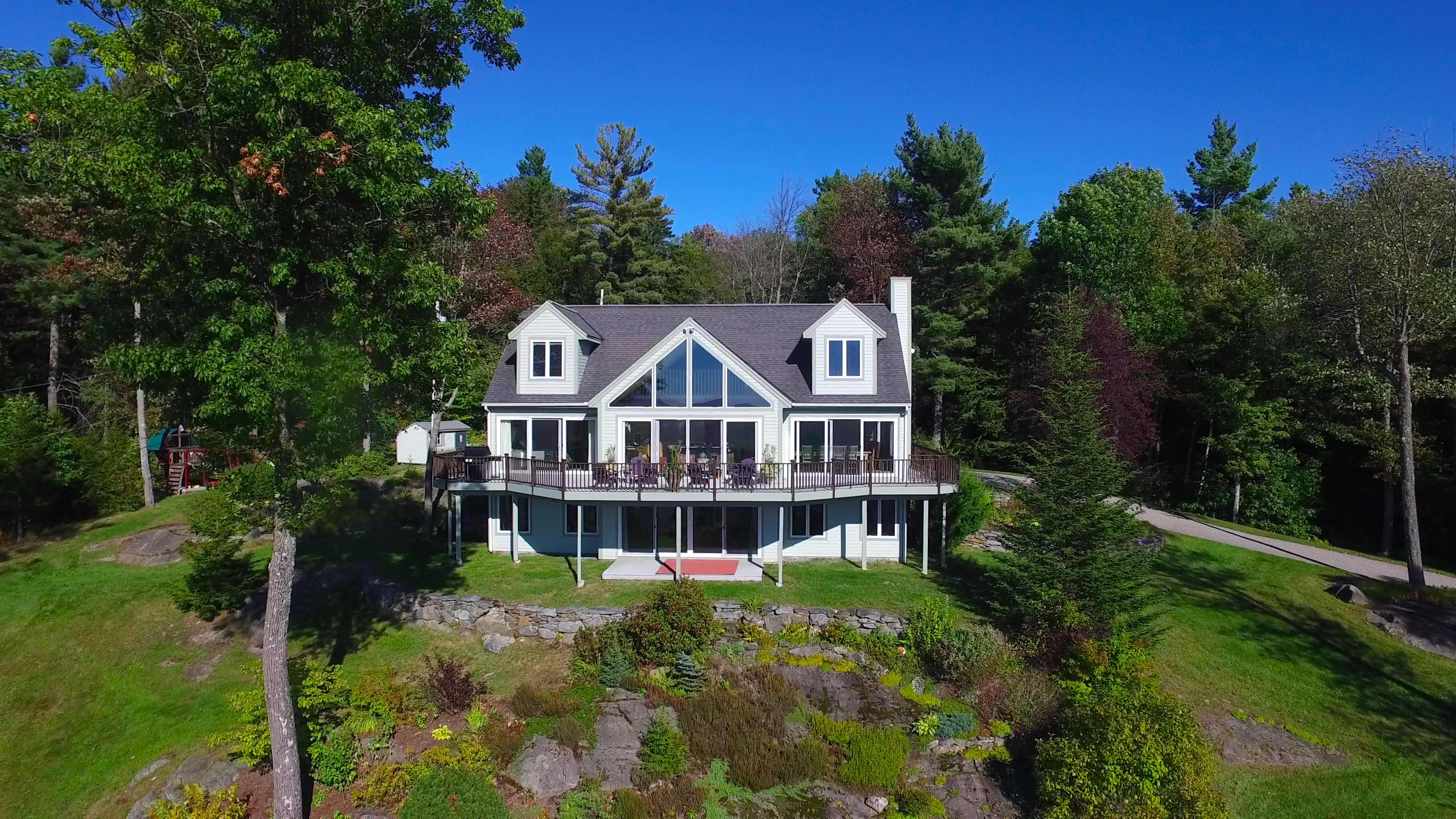 Single Family Home for Sale at 110&145 Pellerin Hill Road, Springfield 110&145 Pellerin Hill Rd Springfield, New Hampshire, 03284 United States