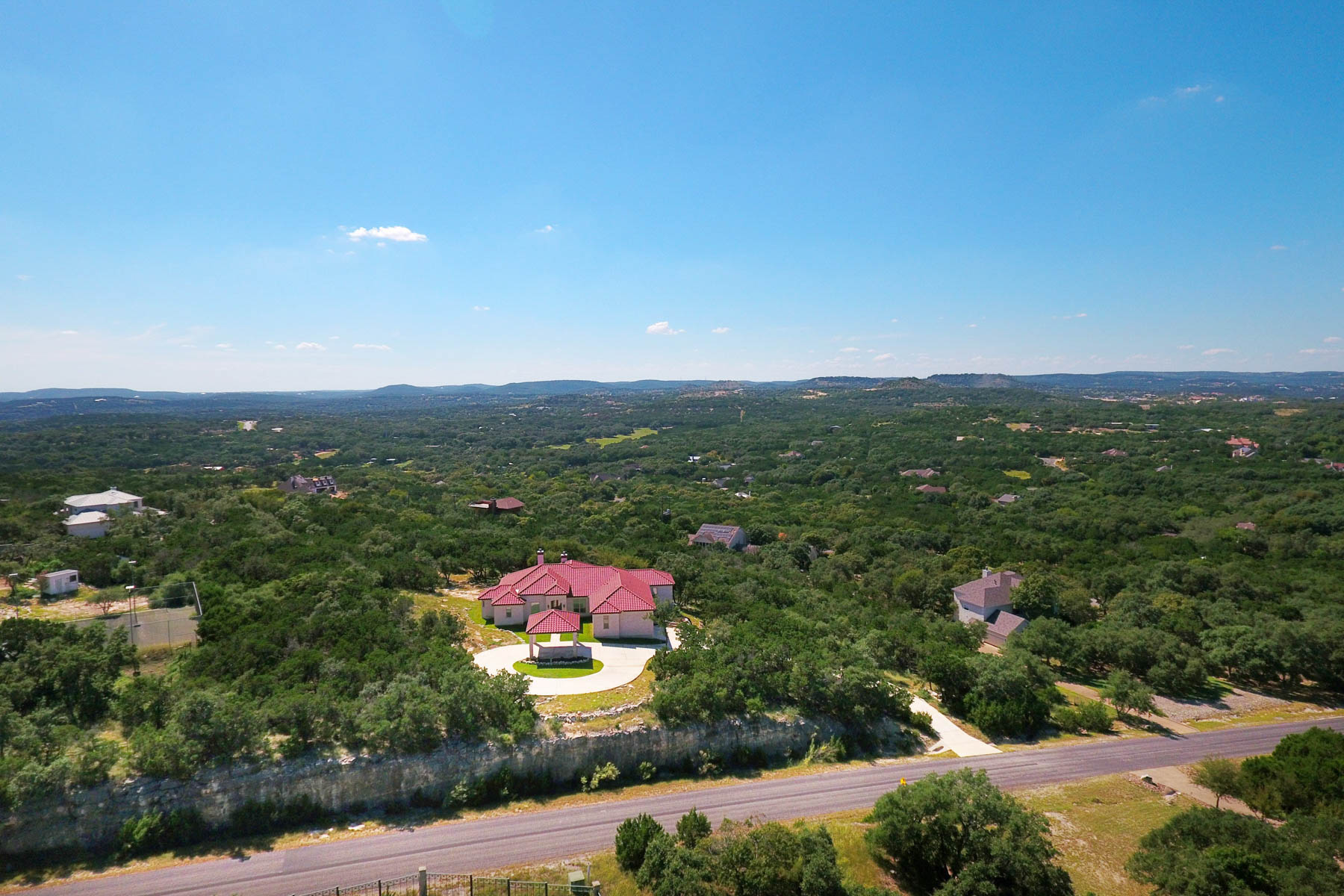 Additional photo for property listing at Beautiful Custom Holloway Hill Country Home 22813 East Range San Antonio, Texas 78255 United States