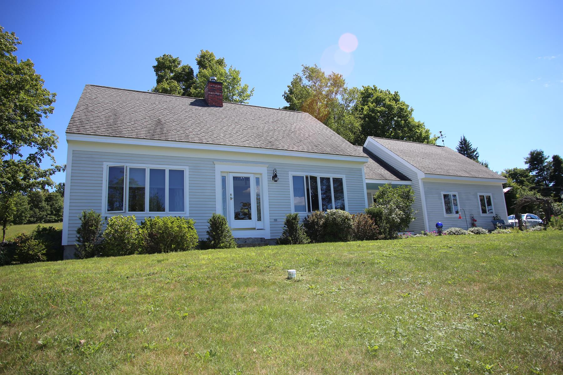 Single Family Home for Sale at 267 Kearsarge Mountain Road, Wilmot 267 Kearsarge Mountain Rd Wilmot, New Hampshire, 03287 United States