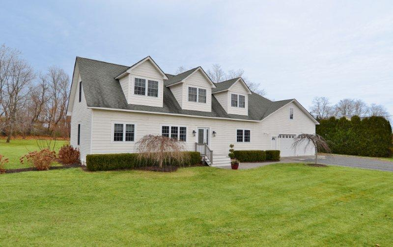 Single Family Home for Sale at Colonial 107 Edgar Ave Aquebogue, New York 11931 United States