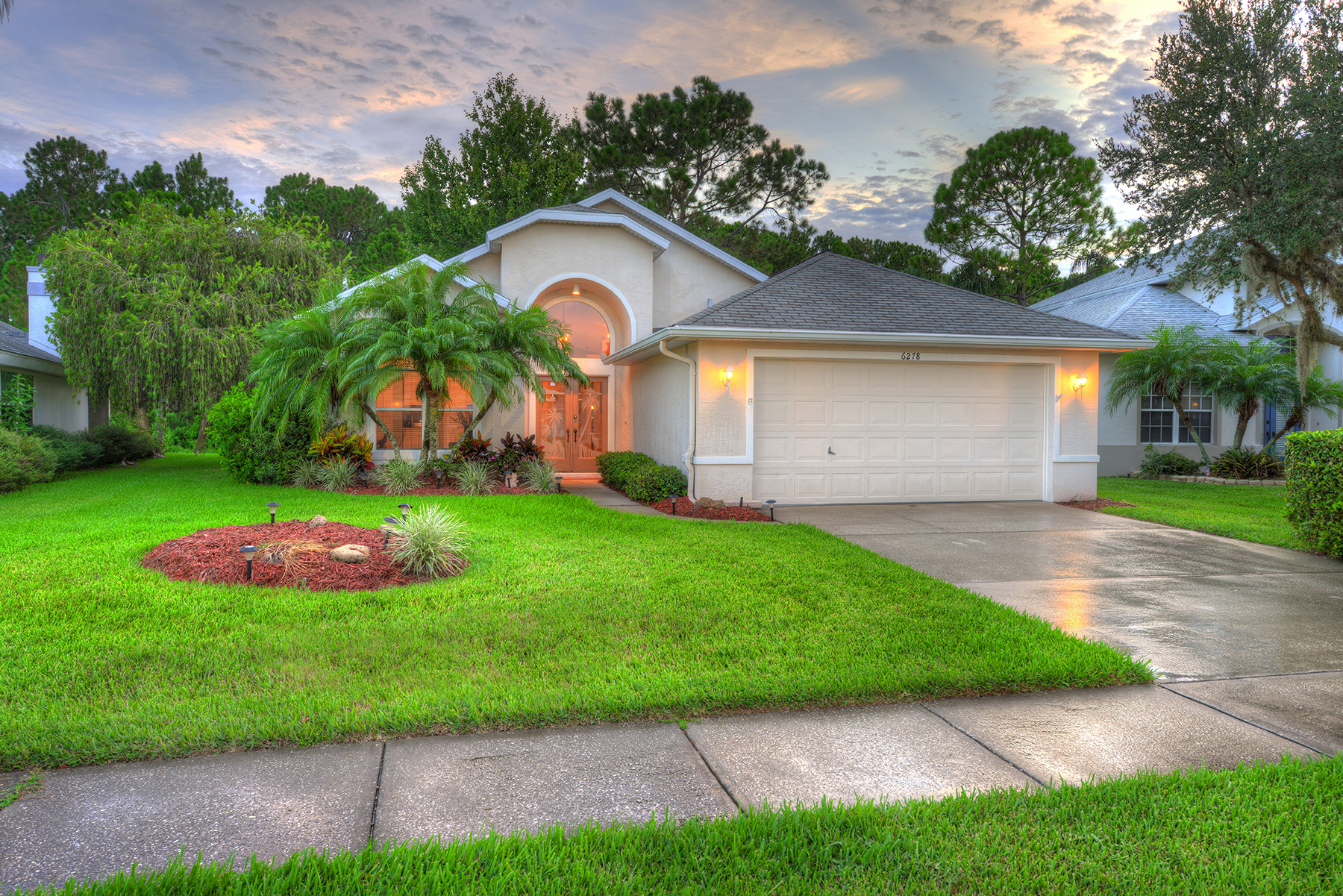 Tek Ailelik Ev için Satış at SPRUCE CREEK AND THE BEACHES 6278 Palm Vista St Port Orange, Florida, 32128 Amerika Birleşik Devletleri