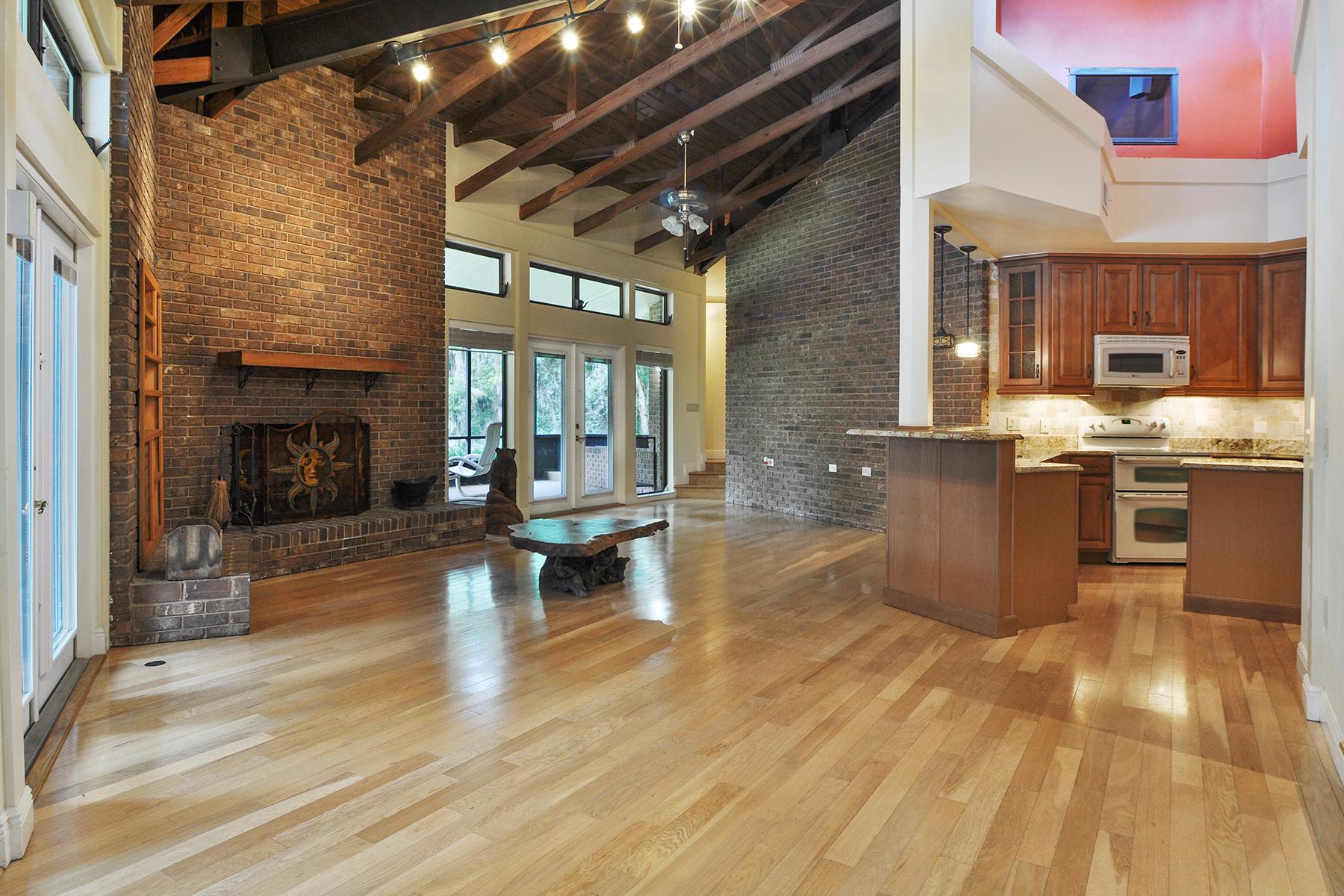 단독 가정 주택 용 매매 에 ORLANDO - SANFORD 120 River Oaks Cir Sanford, 플로리다, 32771 미국