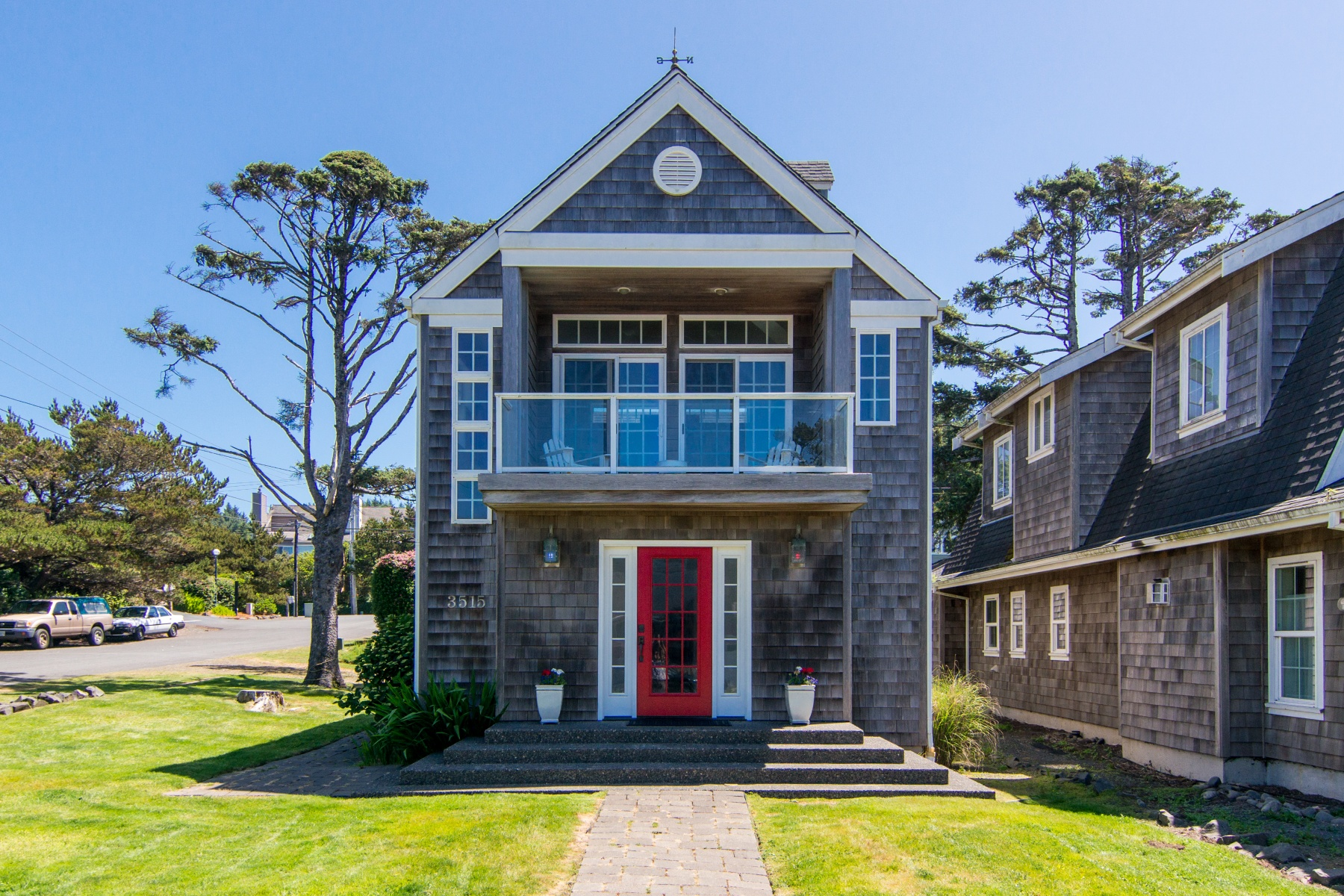 Single Family Home for Sale at 3515 Pacific ST, CANNON BEACH Cannon Beach, Oregon, 97110 United States