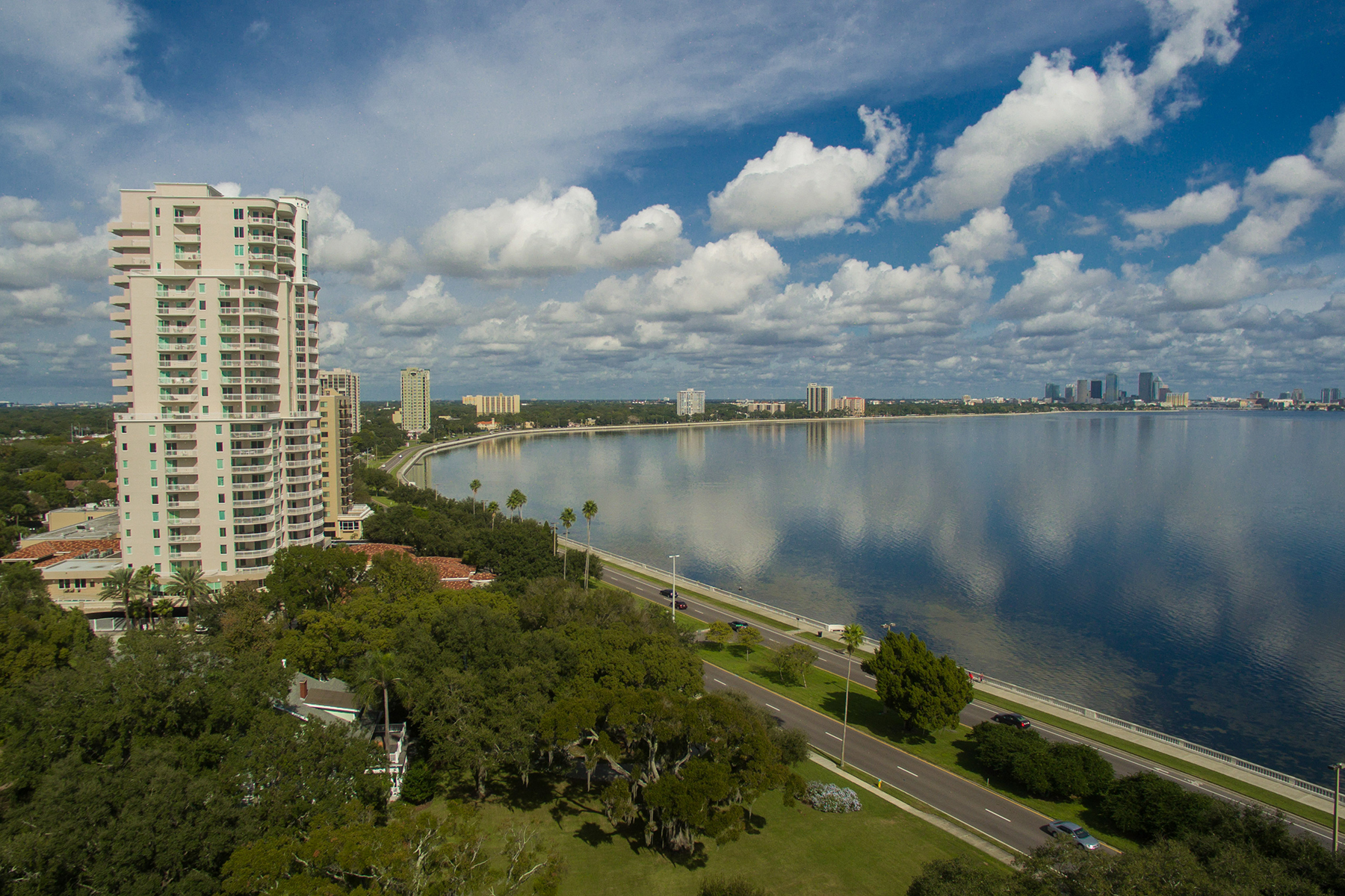 콘도미니엄 용 매매 에 SOUTH TAMPA 3507 Bayshore Blvd 2001 Tampa, 플로리다, 33629 미국