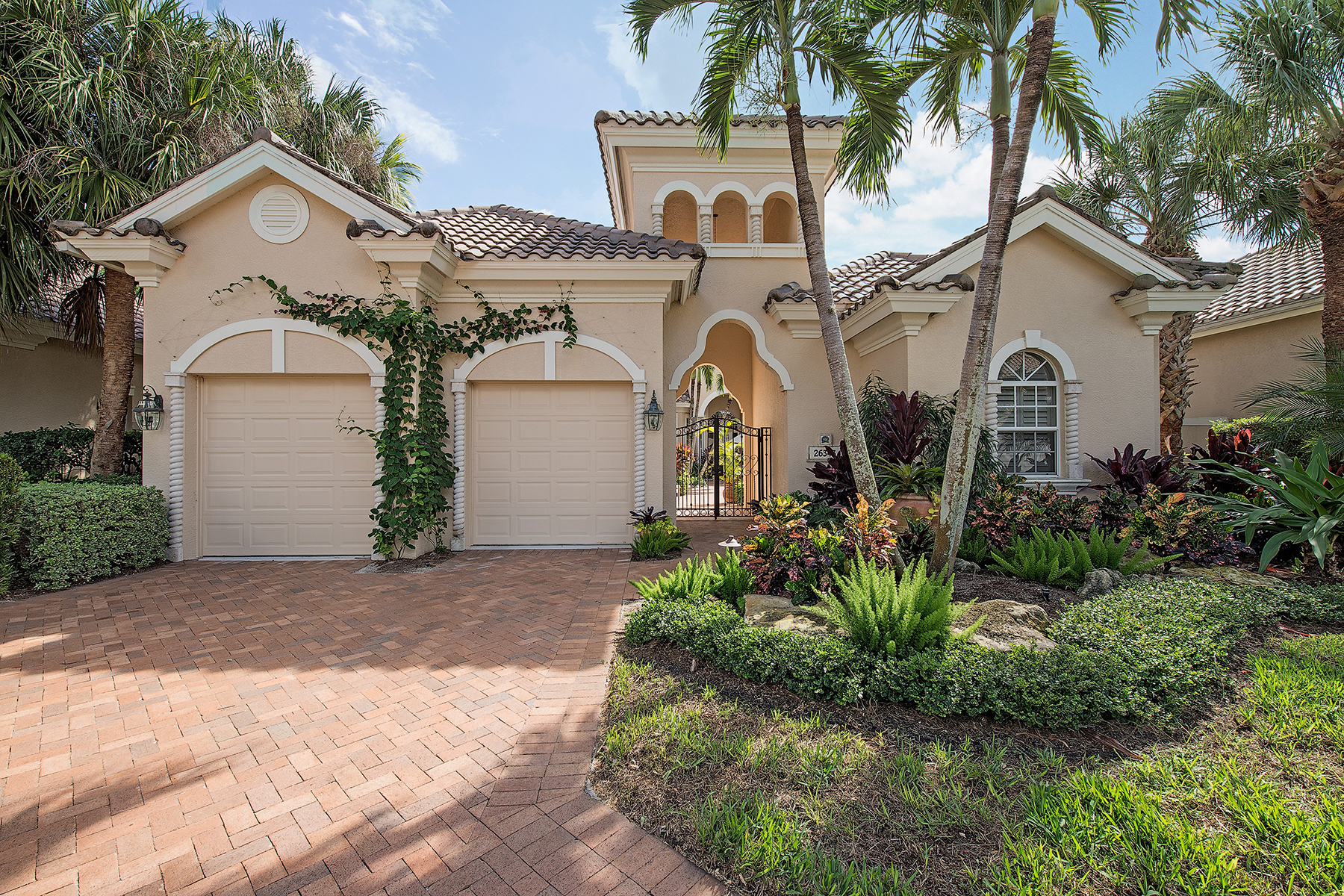sales property at BONITA BAY - MAHOGANY RIDGE