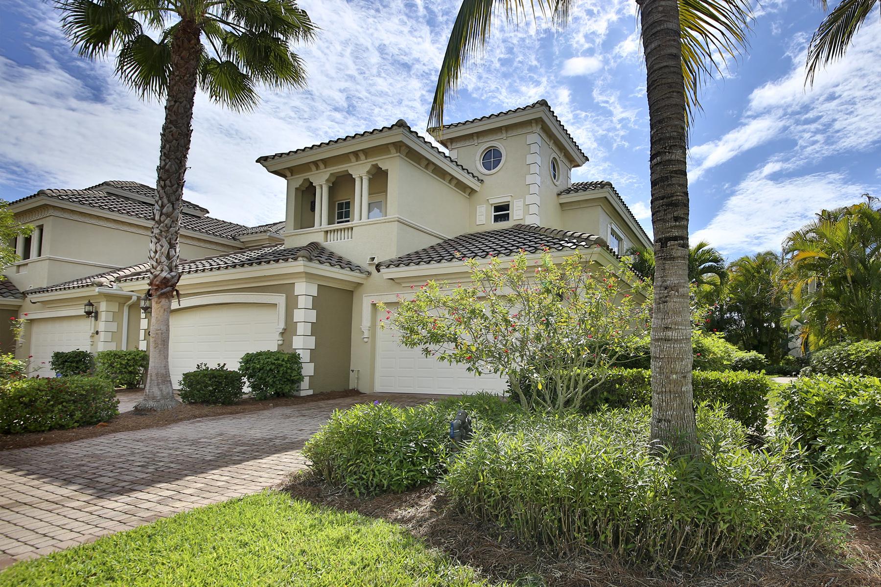 Nhà chung cư vì Bán tại FIDDLER'S CREEK - VARENNA 9206 Museo Cir 104 Naples, Florida 34114 Hoa Kỳ