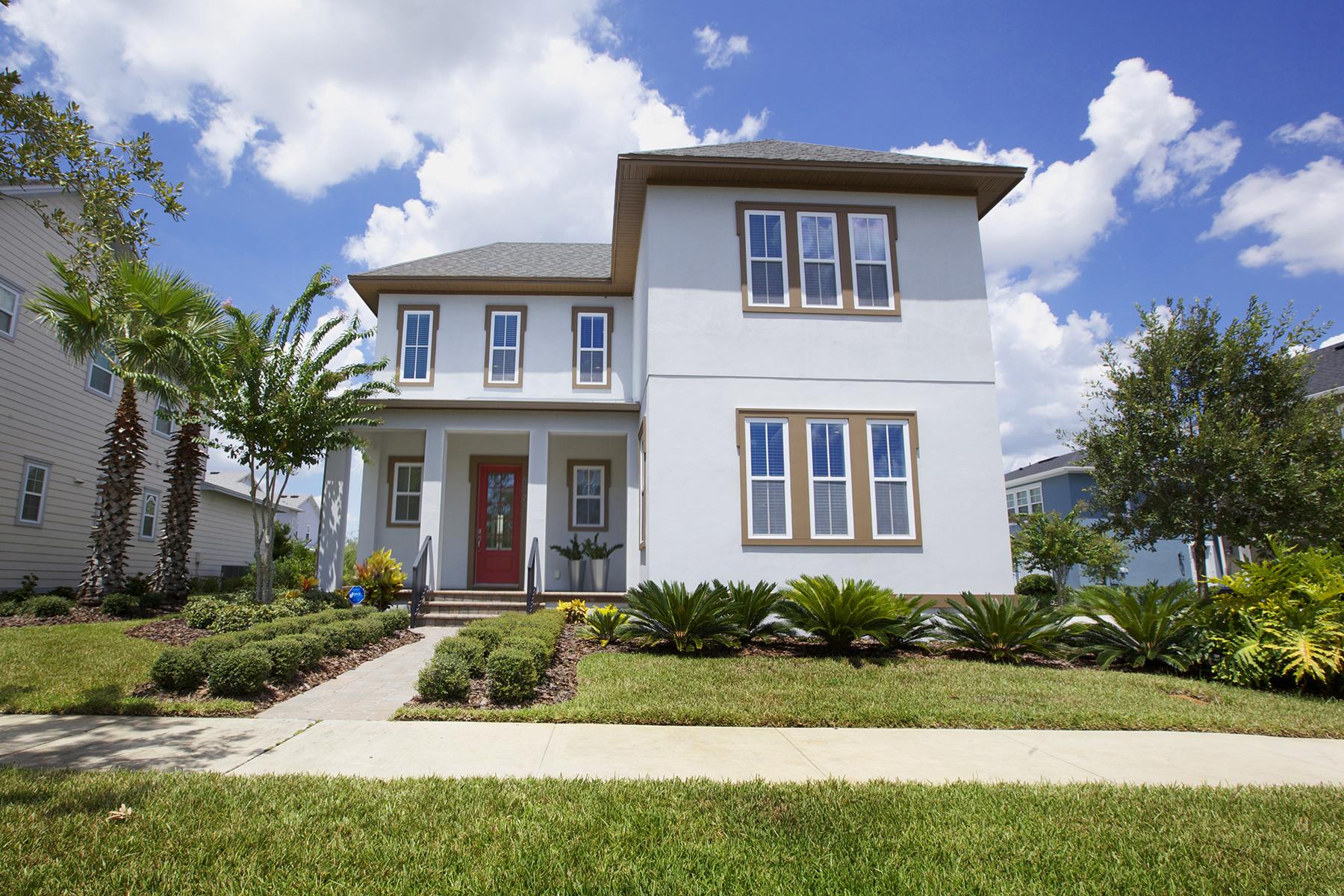 Single Family Home for Sale at ORLANDO 8473 Martinson St Orlando, Florida, 32827 United States