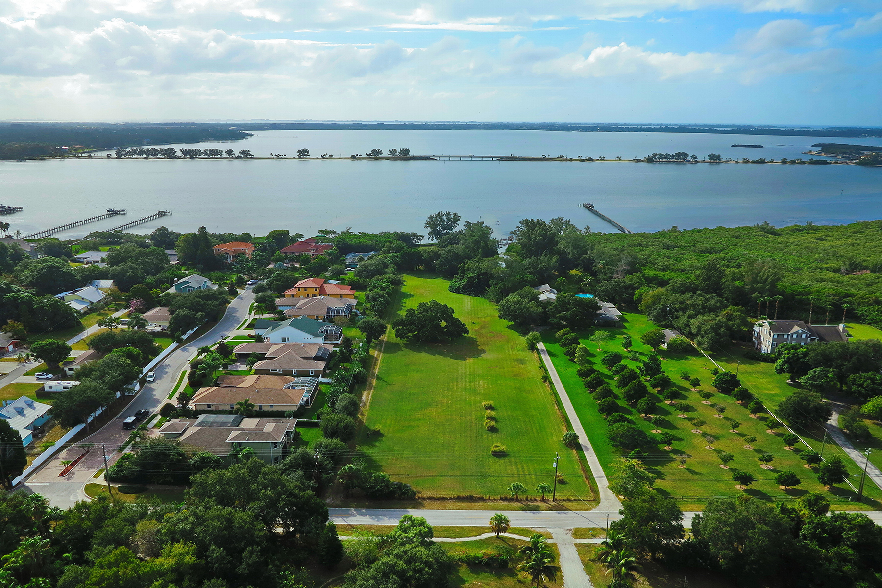 Land for Sale at WEST BRADENTON 8921 9th Ave NW 0 Bradenton, Florida, 34209 United States