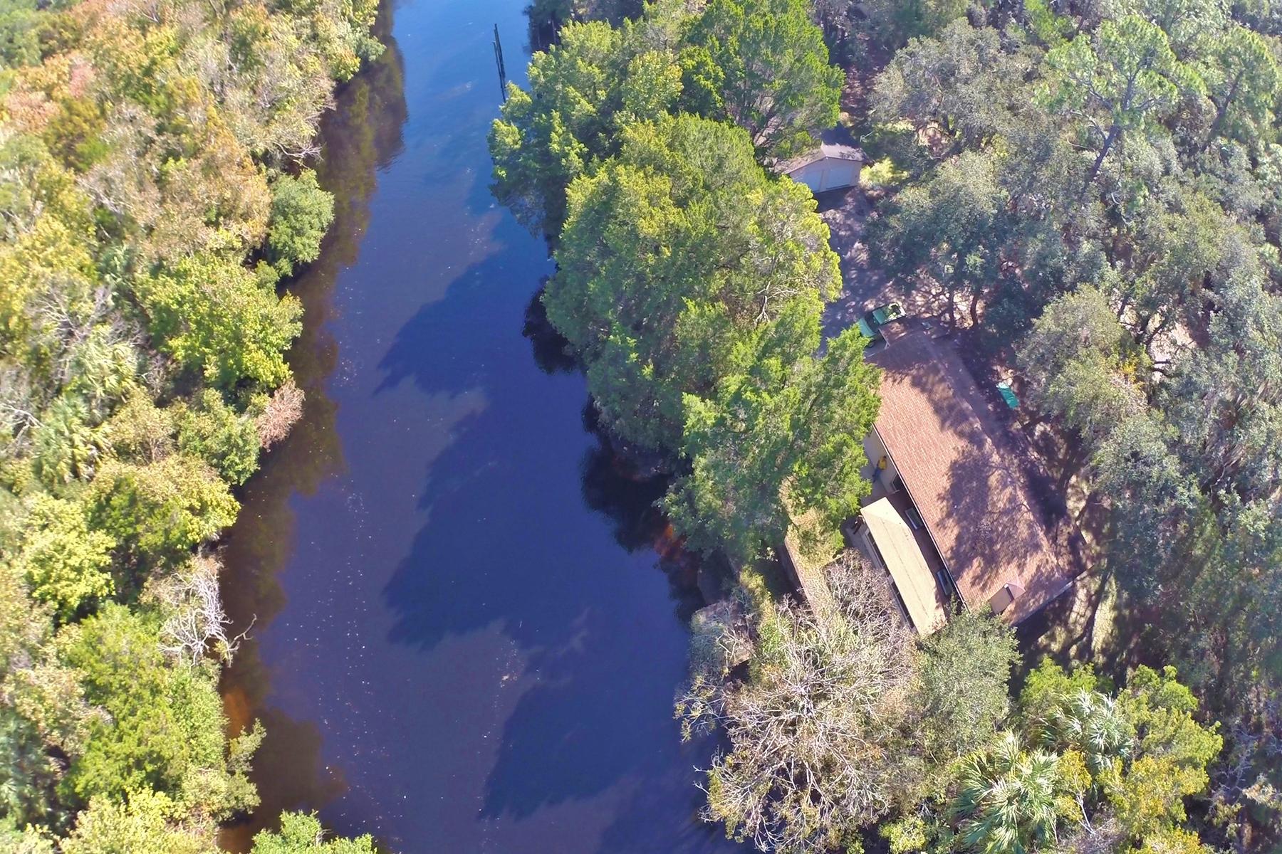 Terreno por un Venta en INGLIS - Riverfront 14735 W River Rd NA Inglis, Florida 34449 Estados Unidos