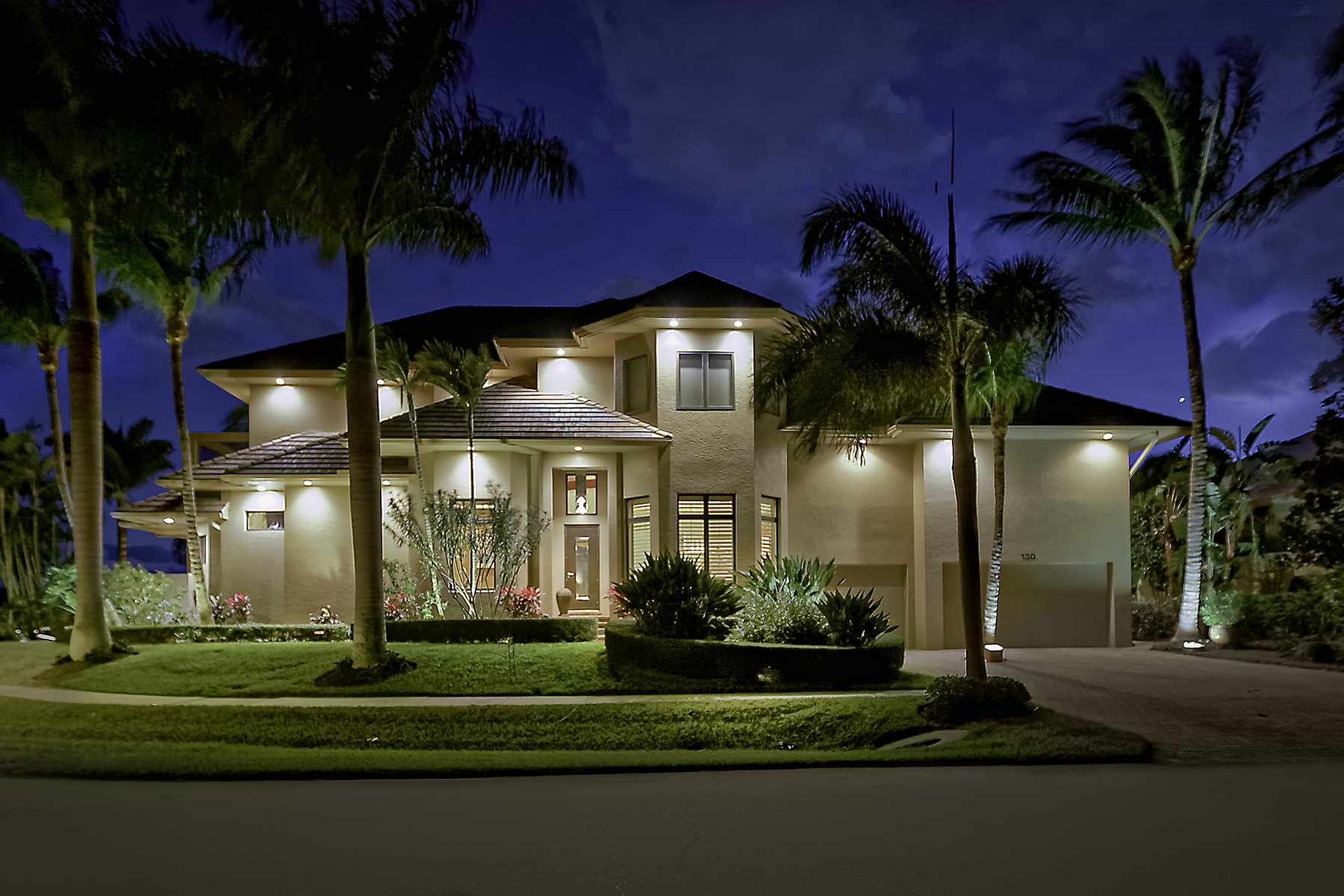 Single Family Home for Sale at MARCO ISLAND - HOLLYHOCK 130 Hollyhock Ct Marco Island, Florida 34145 United States