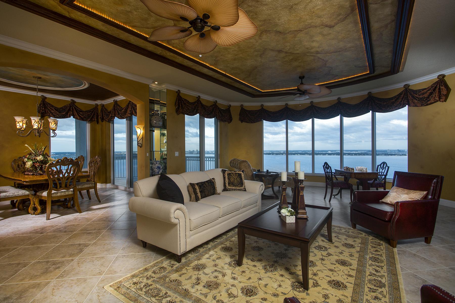 Appartement en copropriété pour l Vente à BAYSHORE BLVD 3507 Bayshore Blvd 2301 Tampa, Florida 33629 États-Unis