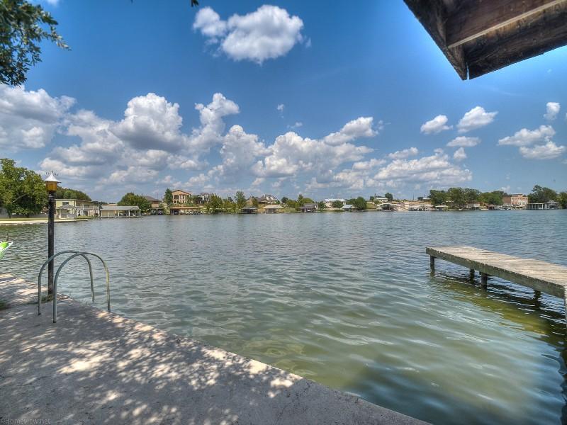 Земля для того Продажа на Waterfront Property with Fabulous Views 1401 Belaire Dr Granite Shoals, Техас 78654 Соединенные Штаты