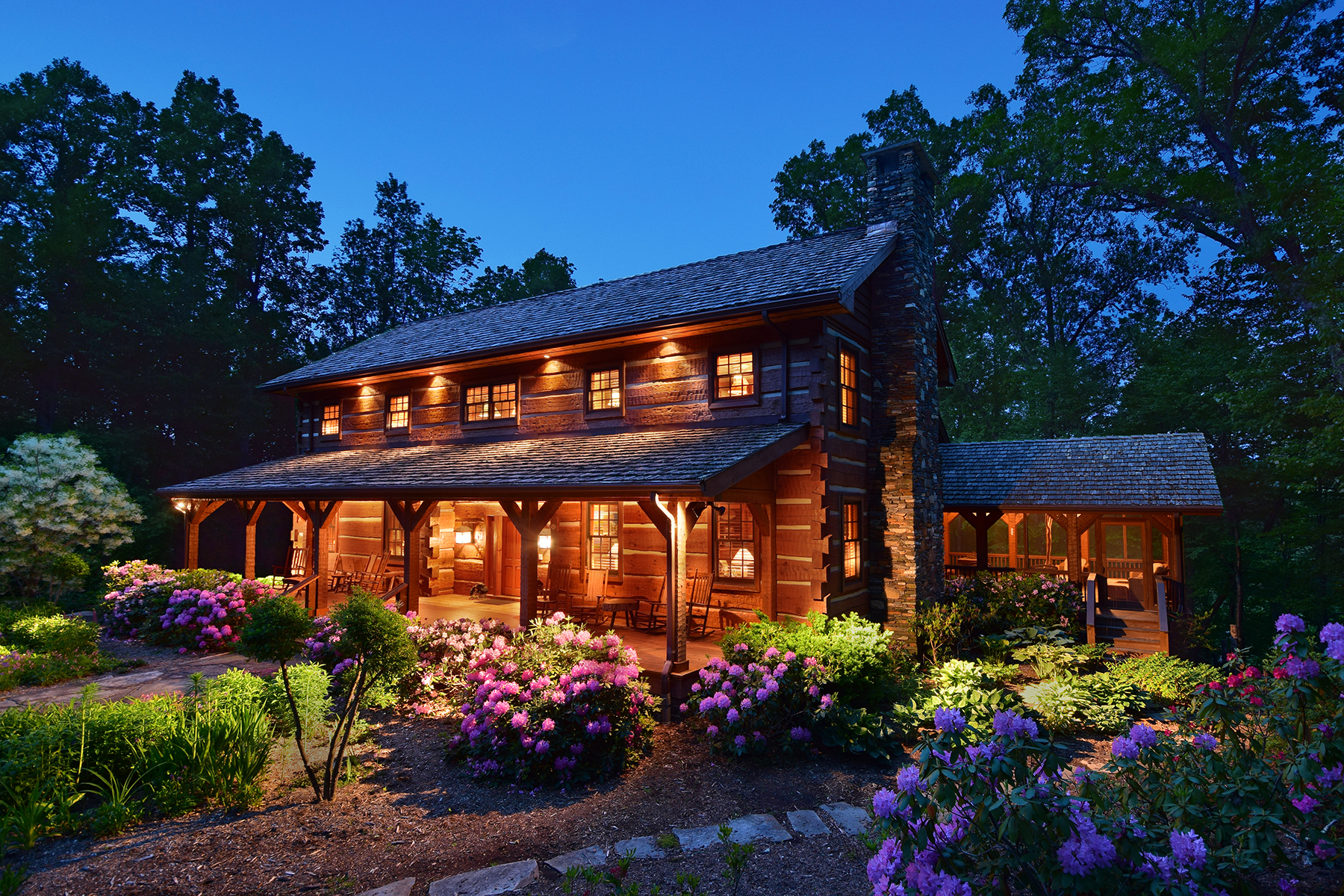 Single Family Home for Sale at 66 ACRE ESTATE 7600 Nc Hwy. 194s Banner Elk, North Carolina, 28604 United States