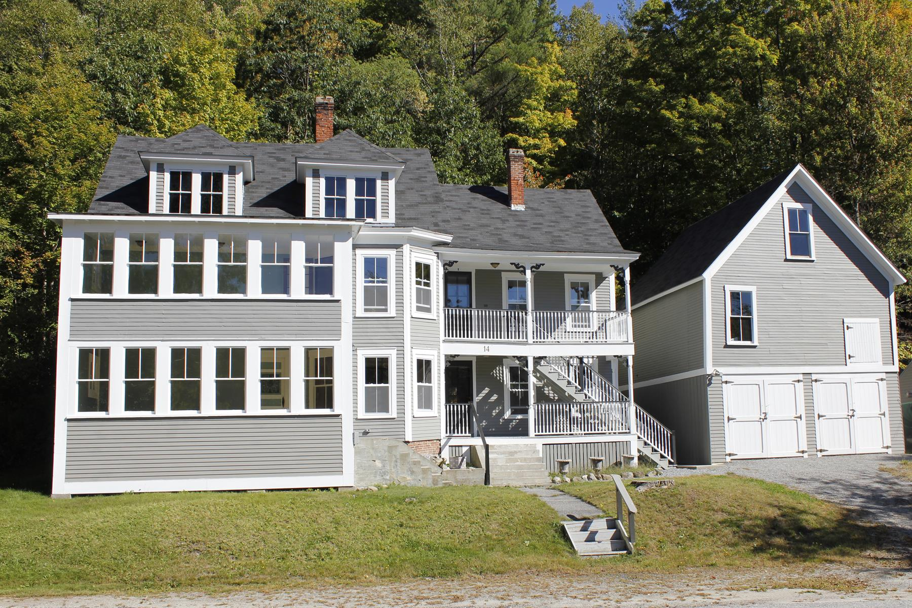 Multi-Family Home for Sale at 14 Georges Mills Road, Sunapee 14 Georges Mills Rd Sunapee, New Hampshire, 03782 United States