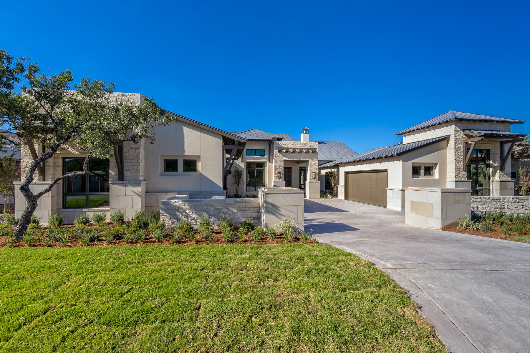 一戸建て のために 売買 アット Exquisite Estate in The Dominion 24507 Cliff Line The Dominion, San Antonio, テキサス, 78257 アメリカ合衆国