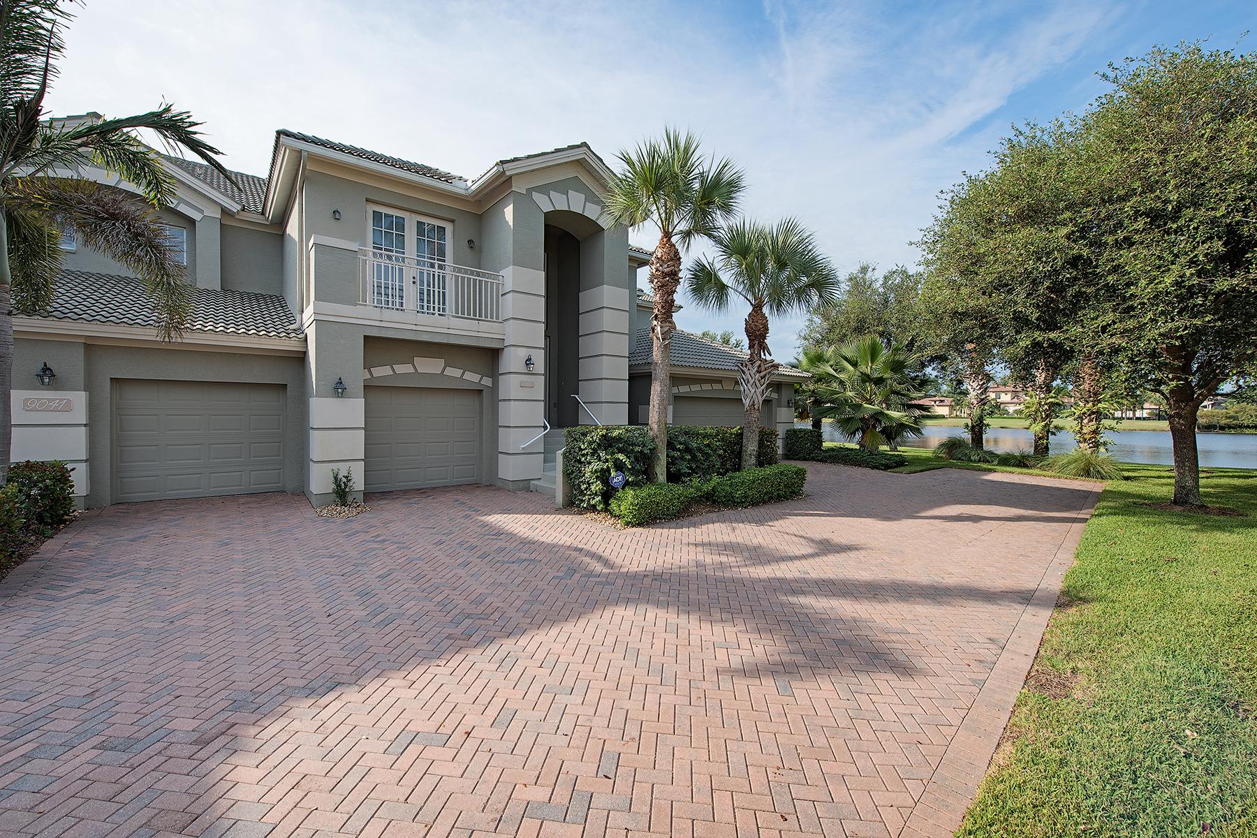 Кооперативная квартира для того Продажа на ELICAN MARSH - OSPREY POINTE 9041 Whimbrel Watch Ln 202 Naples, Флорида 34109 Соединенные Штаты