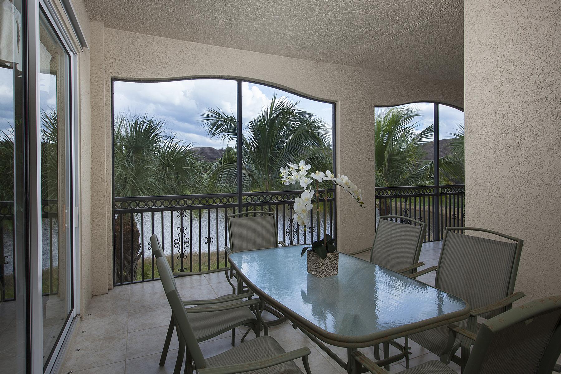 共管式独立产权公寓 为 销售 在 FIDDLER'S CREEK - VARENNA 9224 Campanile Cir 201 那不勒斯, 佛罗里达州, 34114 美国