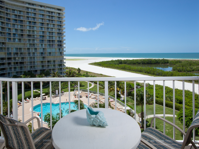 Condomínio para Venda às MARCO ISLAND - SOUTH SEAS 440 Seaview Ct 704 Marco Island, Florida 34145 Estados Unidos