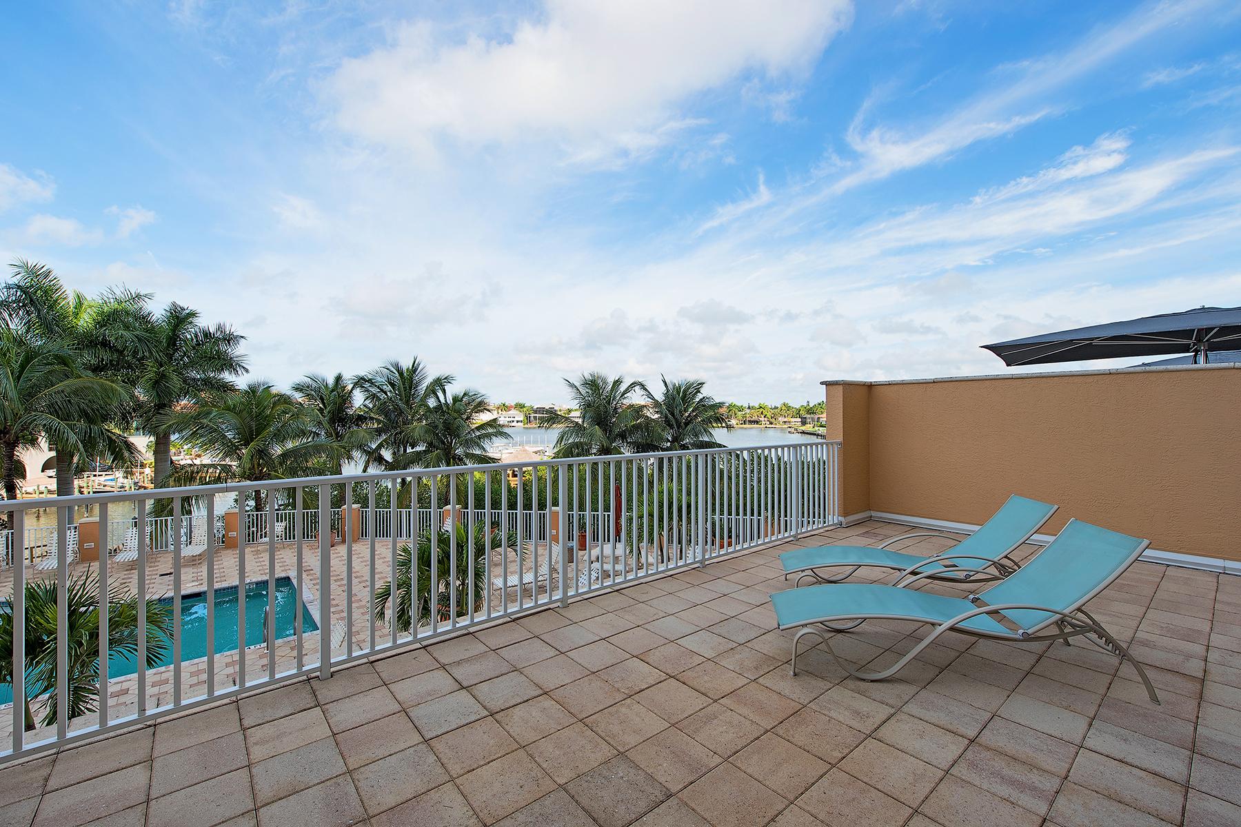 Condominium for Sale at VANDERBILT BEACH - REGATTA 400 Flagship Dr 306 Naples, Florida 34108 United States