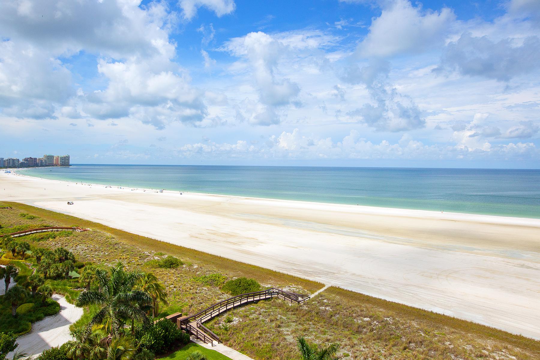 Condominio per Vendita alle ore MARCO ISLAND - ADMIRALTY HOUSE 140 Seaview Ct 1101 S Marco Island, Florida, 34145 Stati Uniti