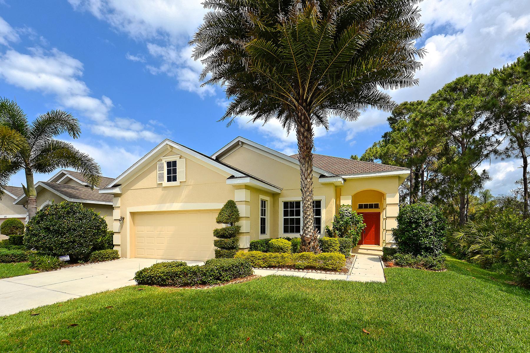 獨棟家庭住宅 為 出售 在 PENNINGTON PLACE 24789 Pennington Terr Venice, 佛羅里達州, 34293 美國