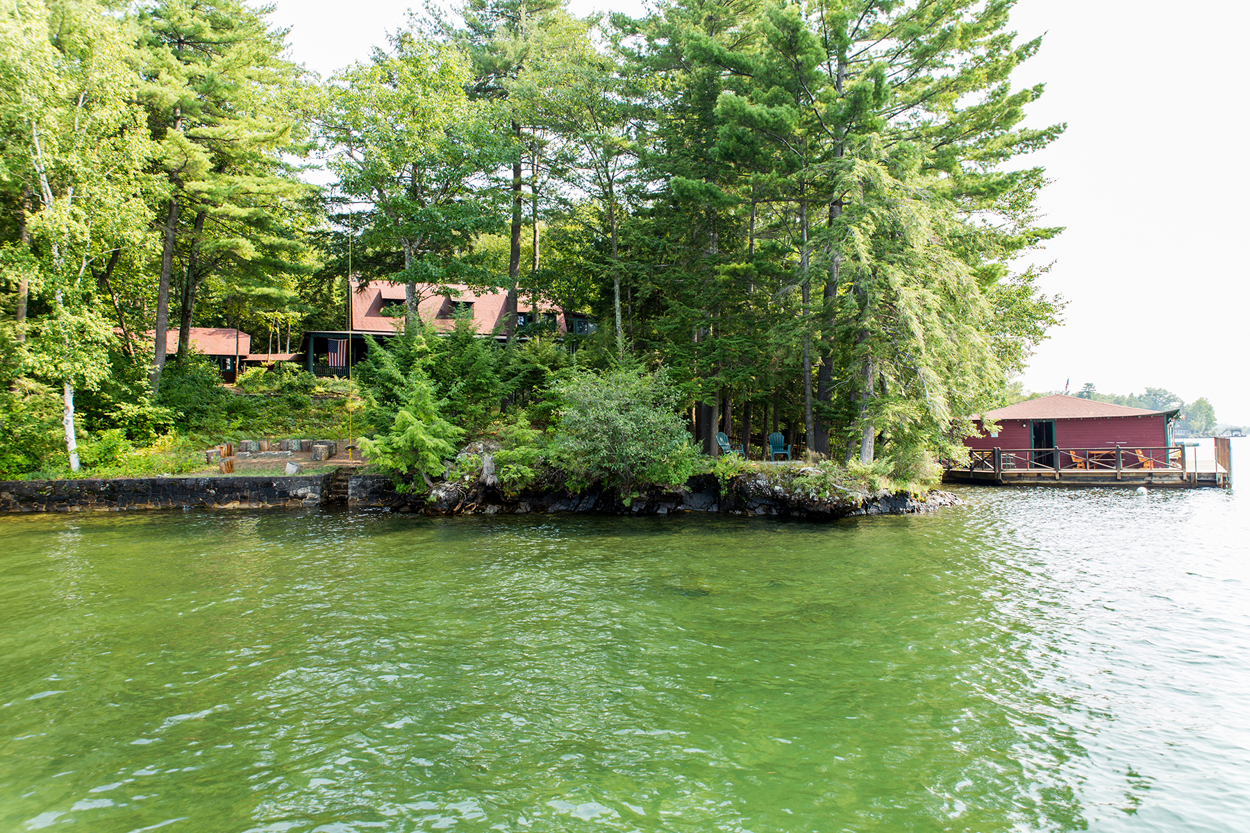 Additional photo for property listing at Tapawingo - Lake George Waterfront 32  Bean Rd Kattskill Bay, New York 12844 United States