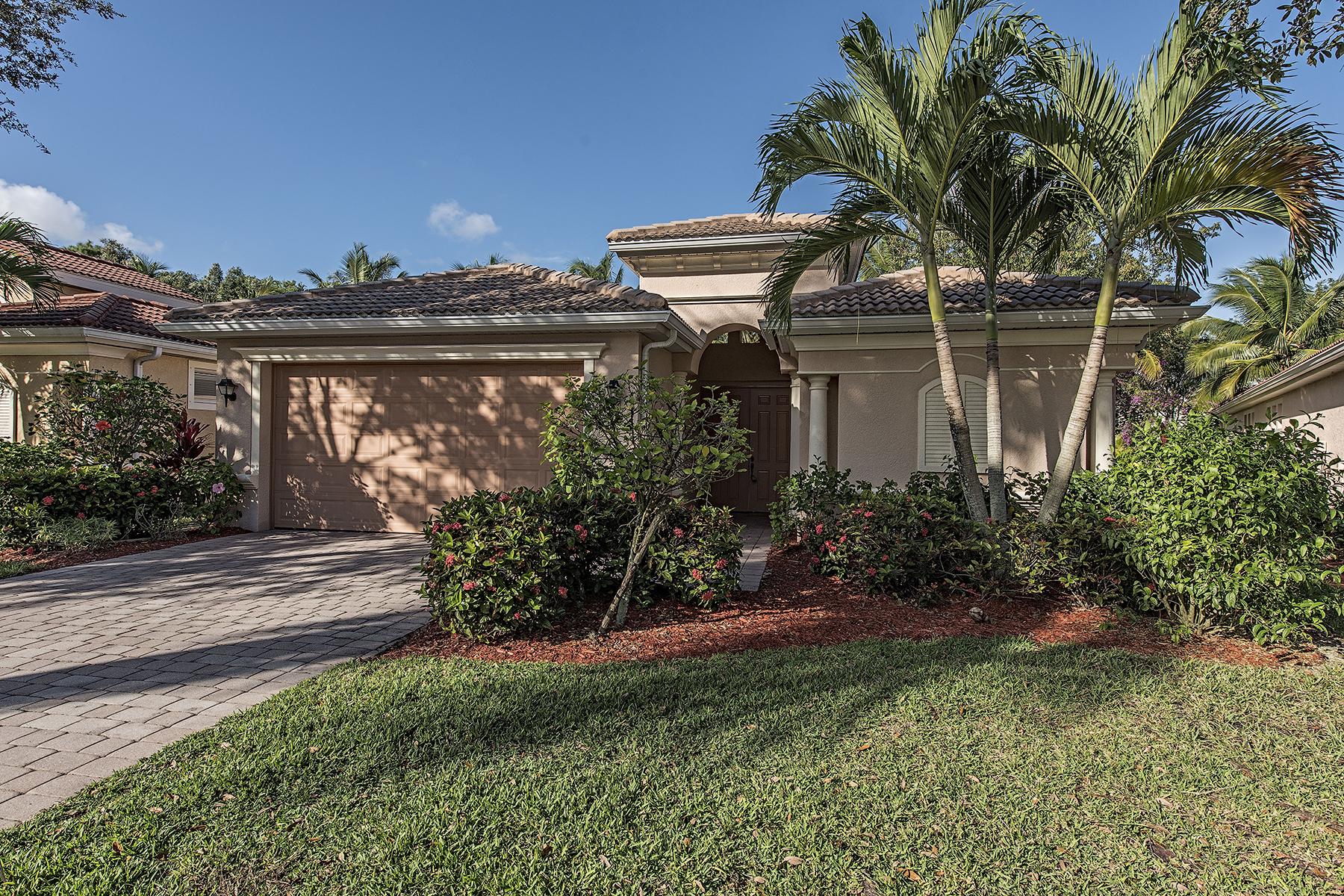 Tek Ailelik Ev için Satış at Glen Eagle 5774 Lago Villaggio Way Naples, Florida 34104 Amerika Birleşik Devletleri
