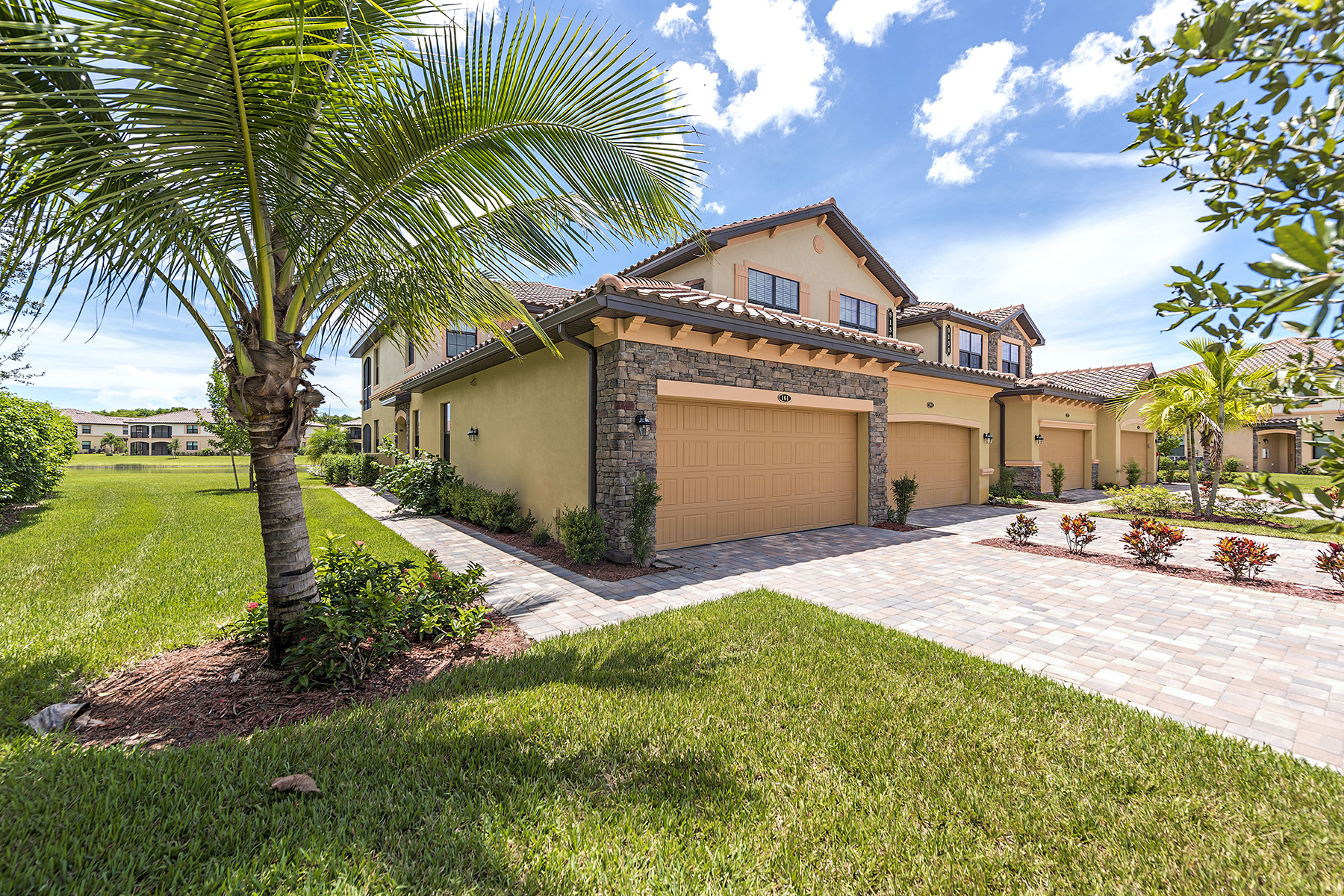 Condominium for Sale at TREVISO - DI NAPOLI 9130 Napoli Ct 101 Naples, Florida 34113 United States