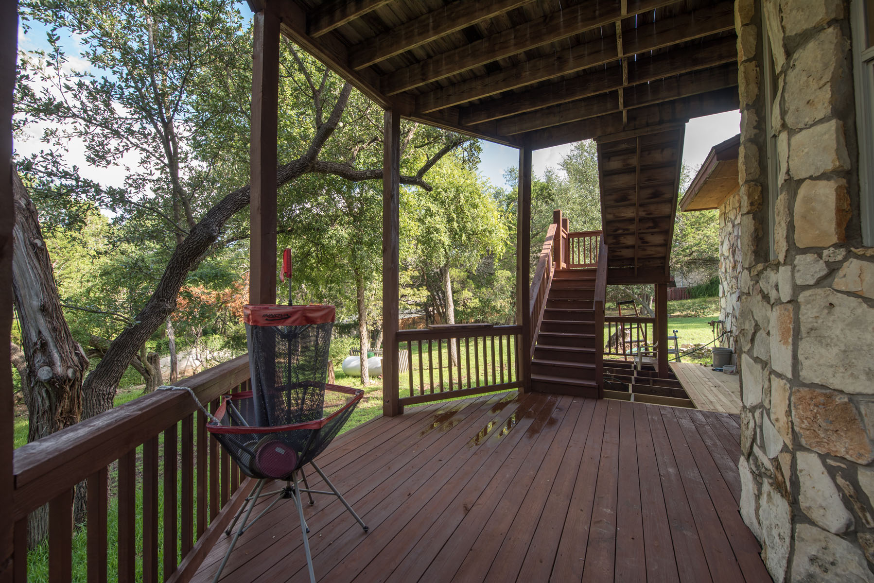 Additional photo for property listing at Split Level on a Double Lot 308 Malabar St Lakeway, Texas 78734 United States