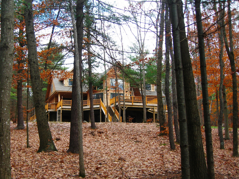 Additional photo for property listing at Adirondack Lodge at the Chapin Estate 222 Sunset Pt Bethel, New York 12720 United States