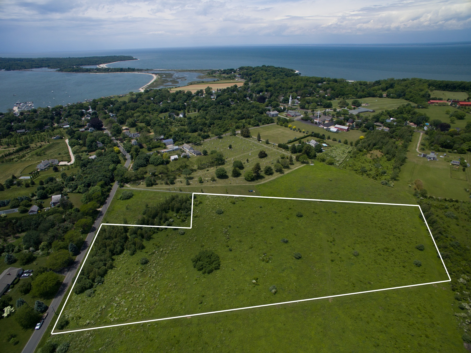 sales property at Land