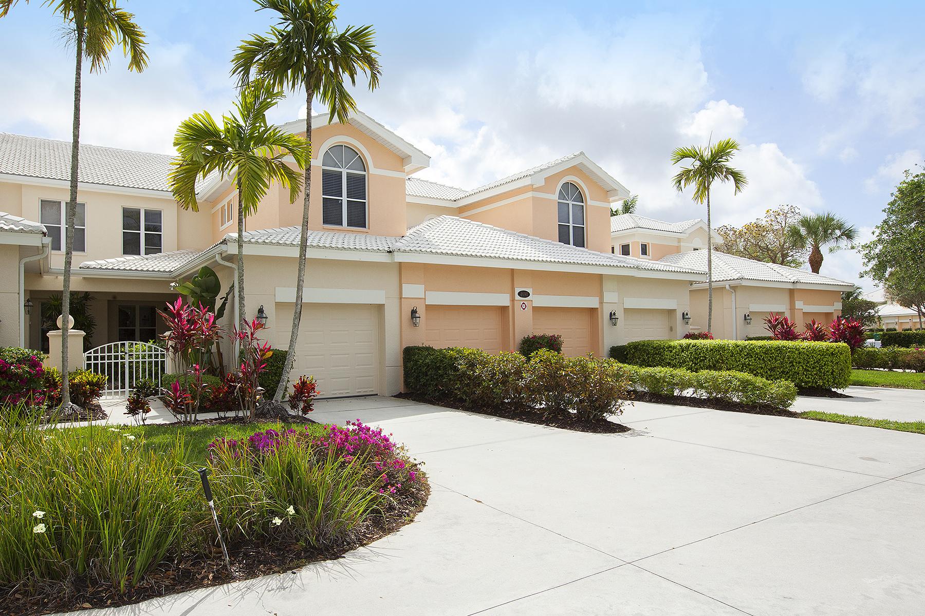 コンドミニアム のために 売買 アット FIDDLERS CREEK - FIDDLERS CREEK 4690 Hawks Nest Way 102 Naples, フロリダ, 34114 アメリカ合衆国