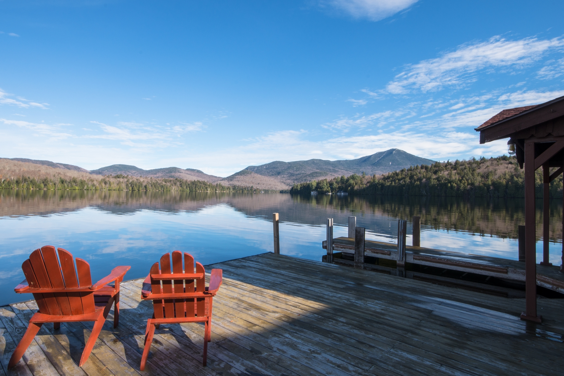 Single Family Home for Sale at Camp Redtop 572 Mt. Whitney Way Lake Placid, 12946 United States