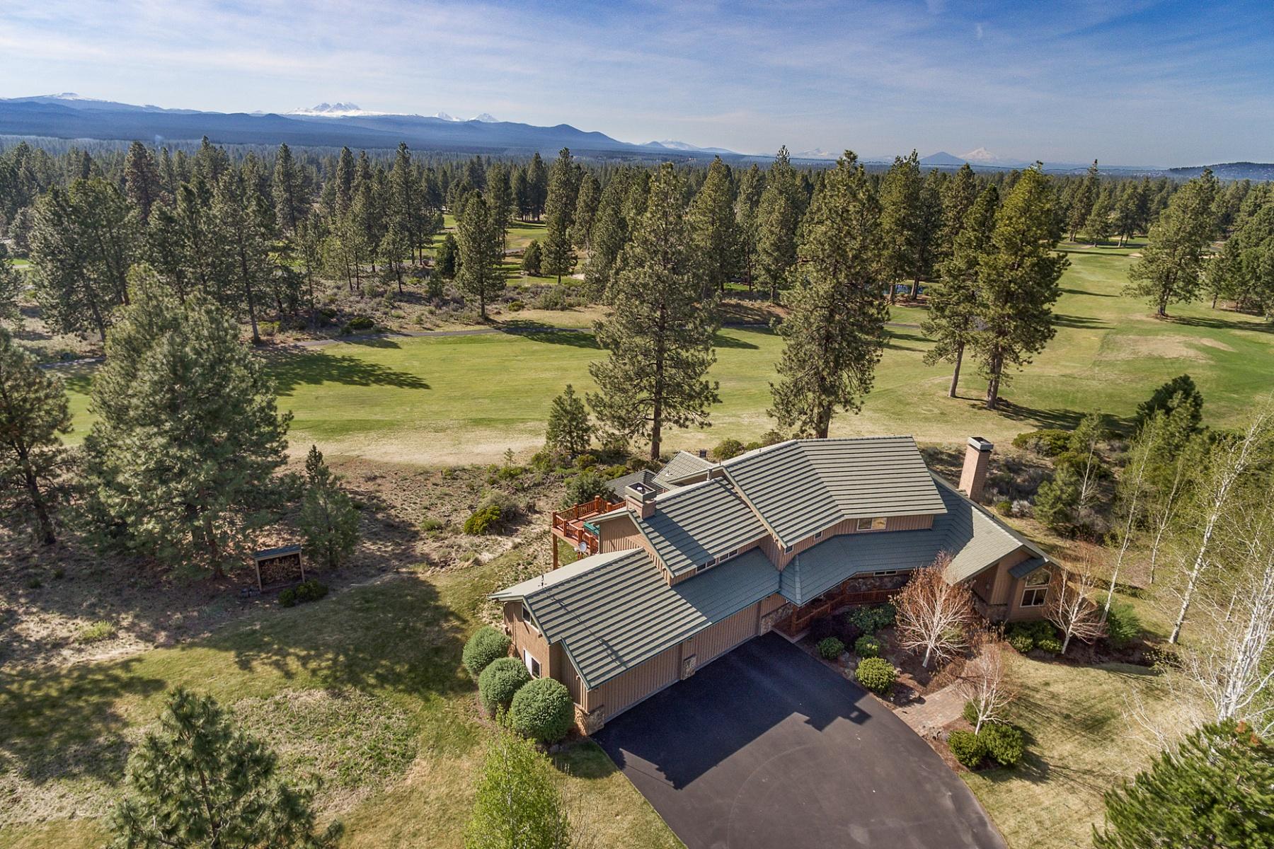 Moradia para Venda às NW Lodge Style Custom Home 60301 Big Sky Trl Bend, Oregon, 97702 Estados Unidos