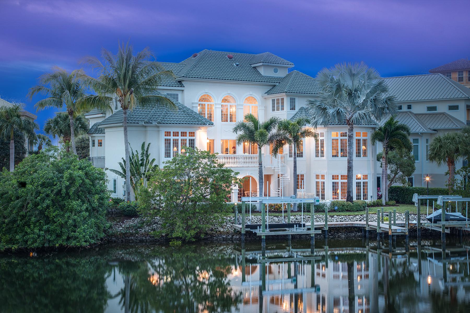 Maison unifamiliale pour l Vente à Bonita Springs 234 Barefoot Beach Blvd Bonita Springs, Florida, 34134 États-Unis